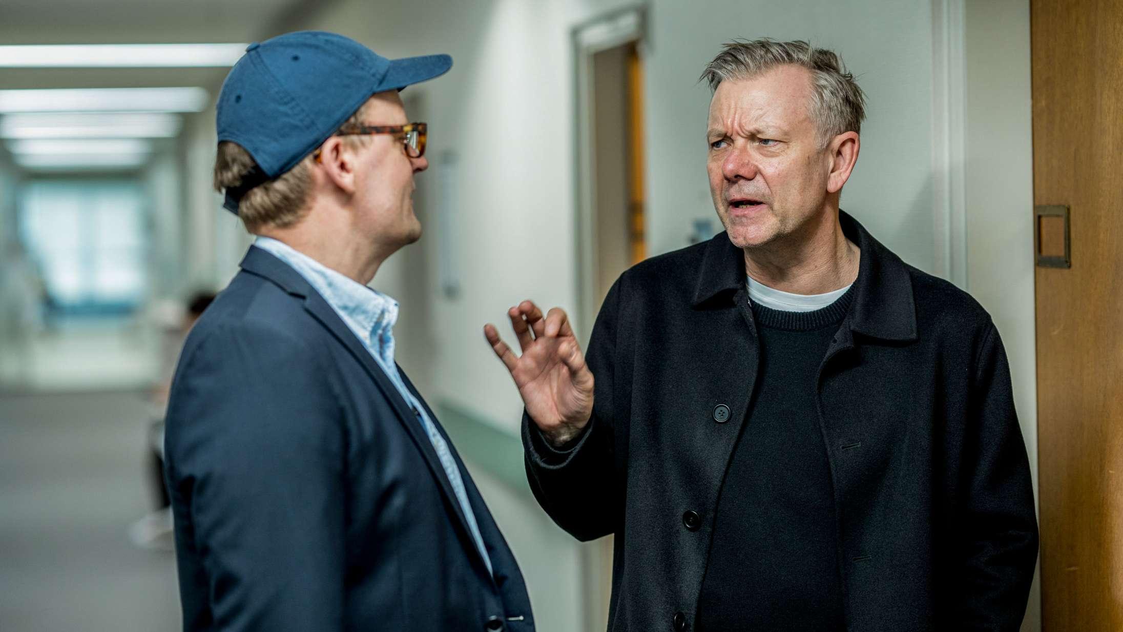 Casper Christensen om den nye sæson 'Klovn': »Jeg kunne godt mærke, at nu havde vanviddet grebet os«