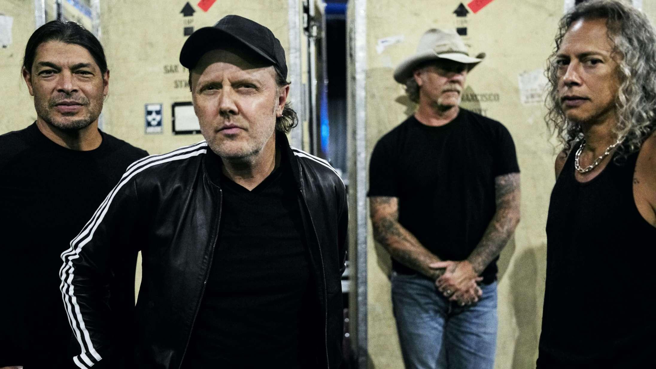 Metallica kommer til Danmark – eneste nordiske koncert i hele 2022