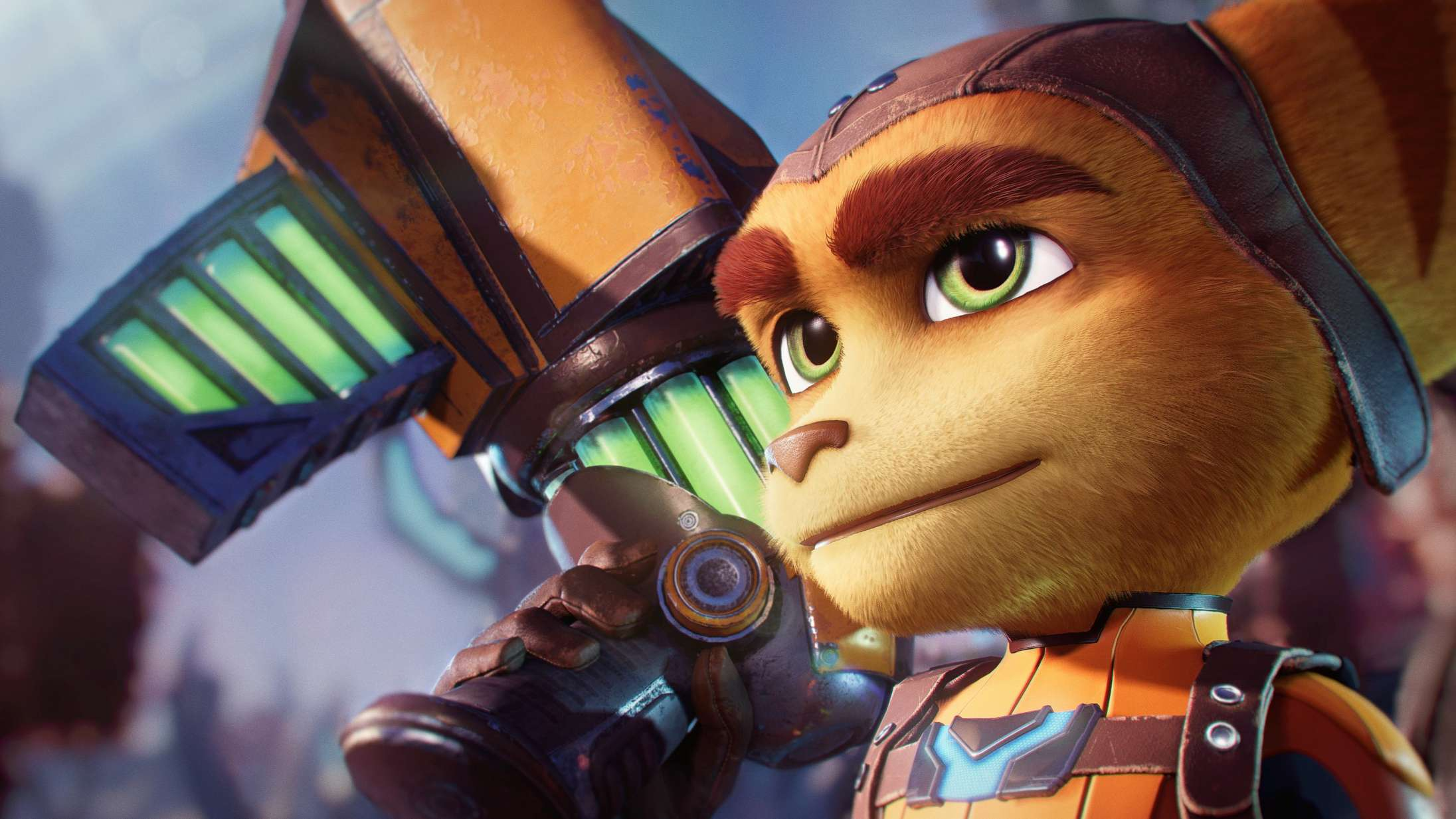 Fantastisk spil med PlayStations mest charmerende duo er som at spille en Pixar-film
