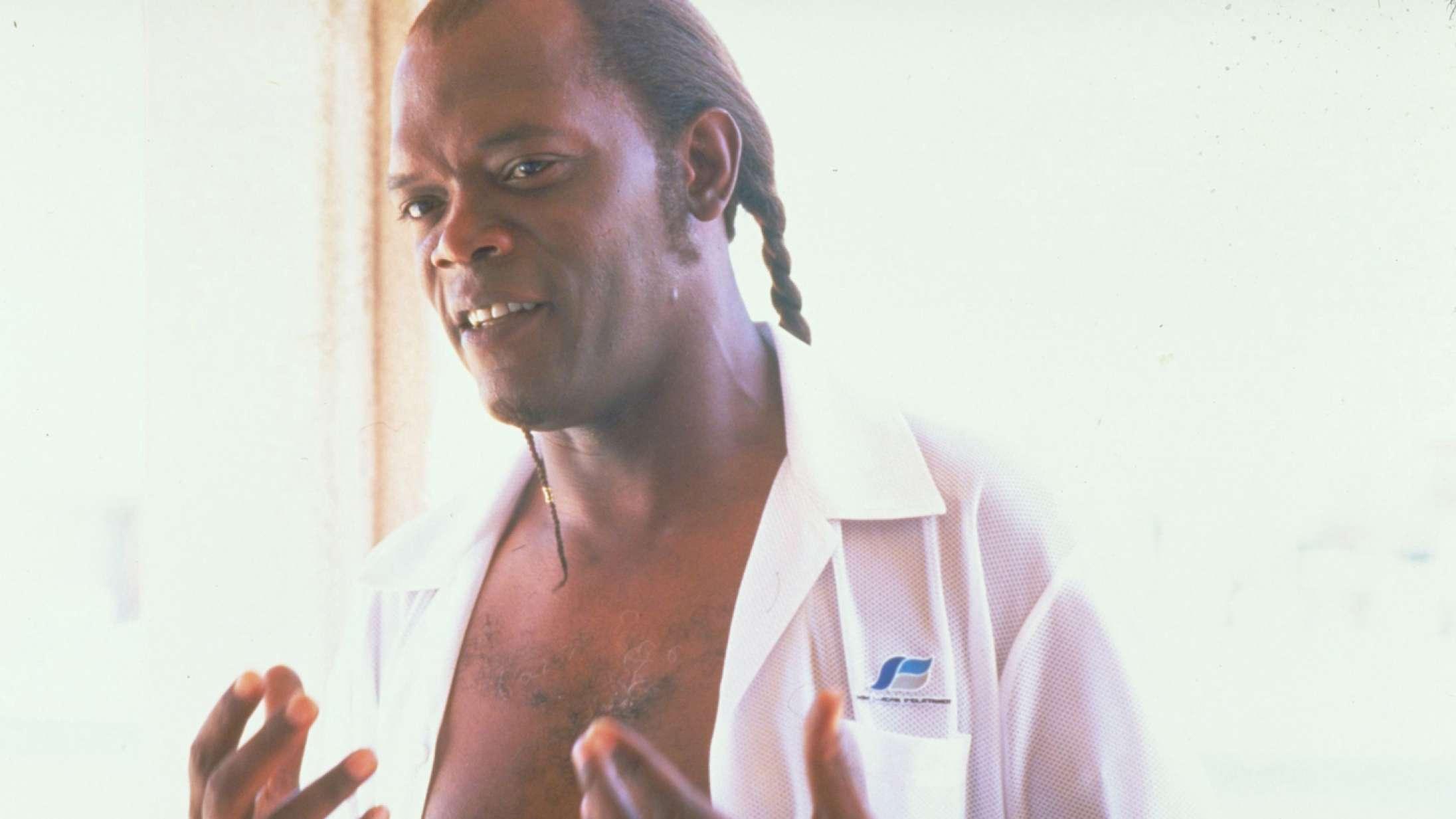 Samuel L. Jackson udpeger sine fem favorit-Samuel L. Jackson-film – med kun én gang Tarantino