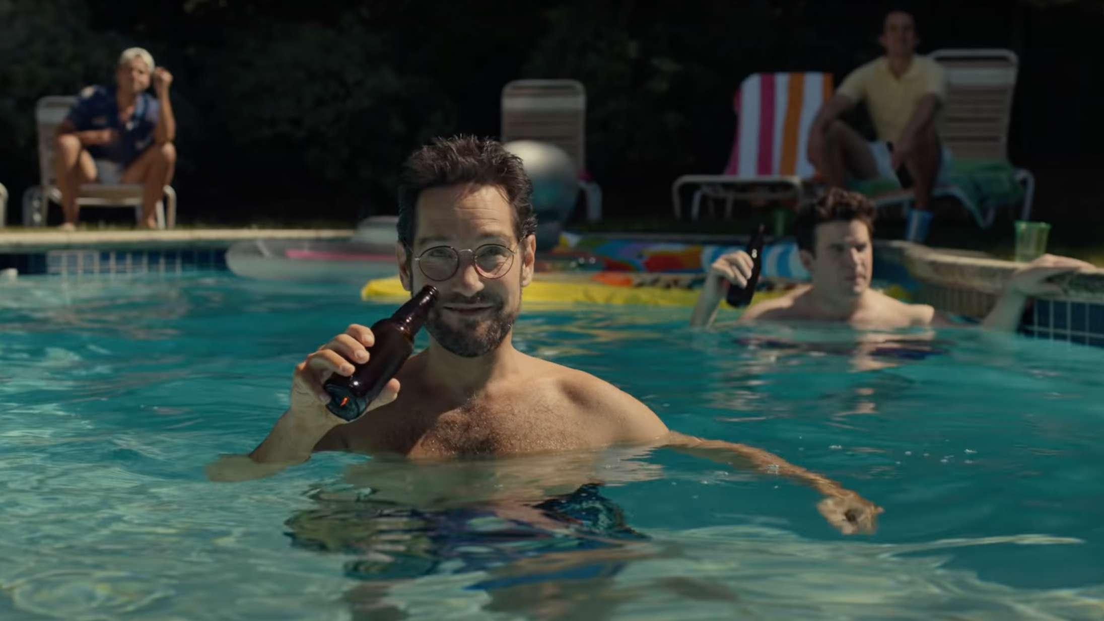 Paul Rudd overtager Will Ferrells liv i serien 'The Shrink Next Door' – se den første trailer