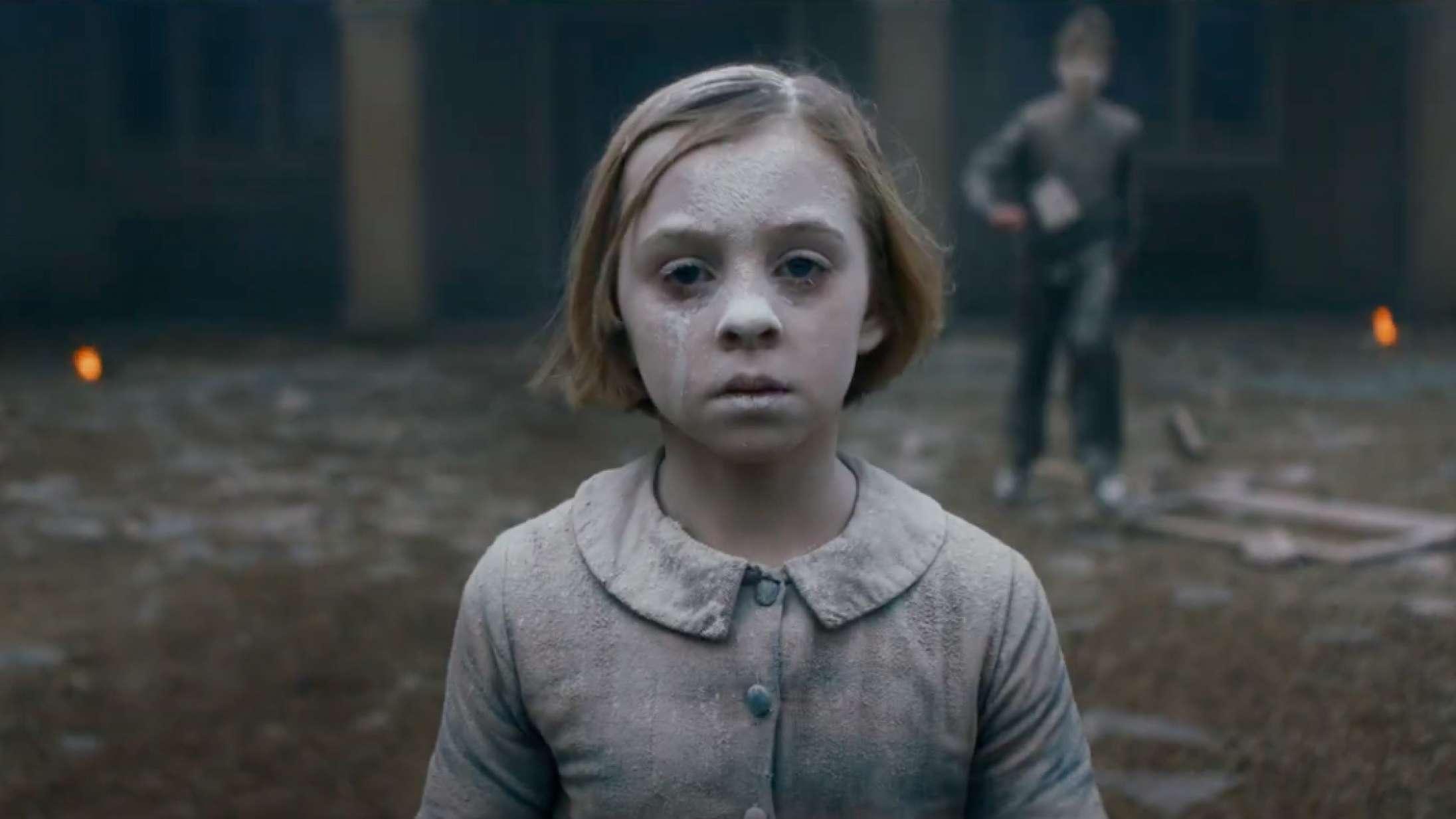 Se den barske første teaser til Ole Bornedals Anden Verdenskrigsfilm 'Skyggen i mit øje'