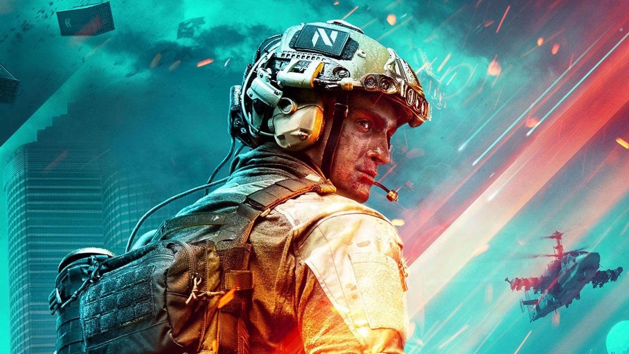 'Battlefield 2042' skrotter singleplayer og skruer op for vild multiplayer – se første hæsblæsende trailer