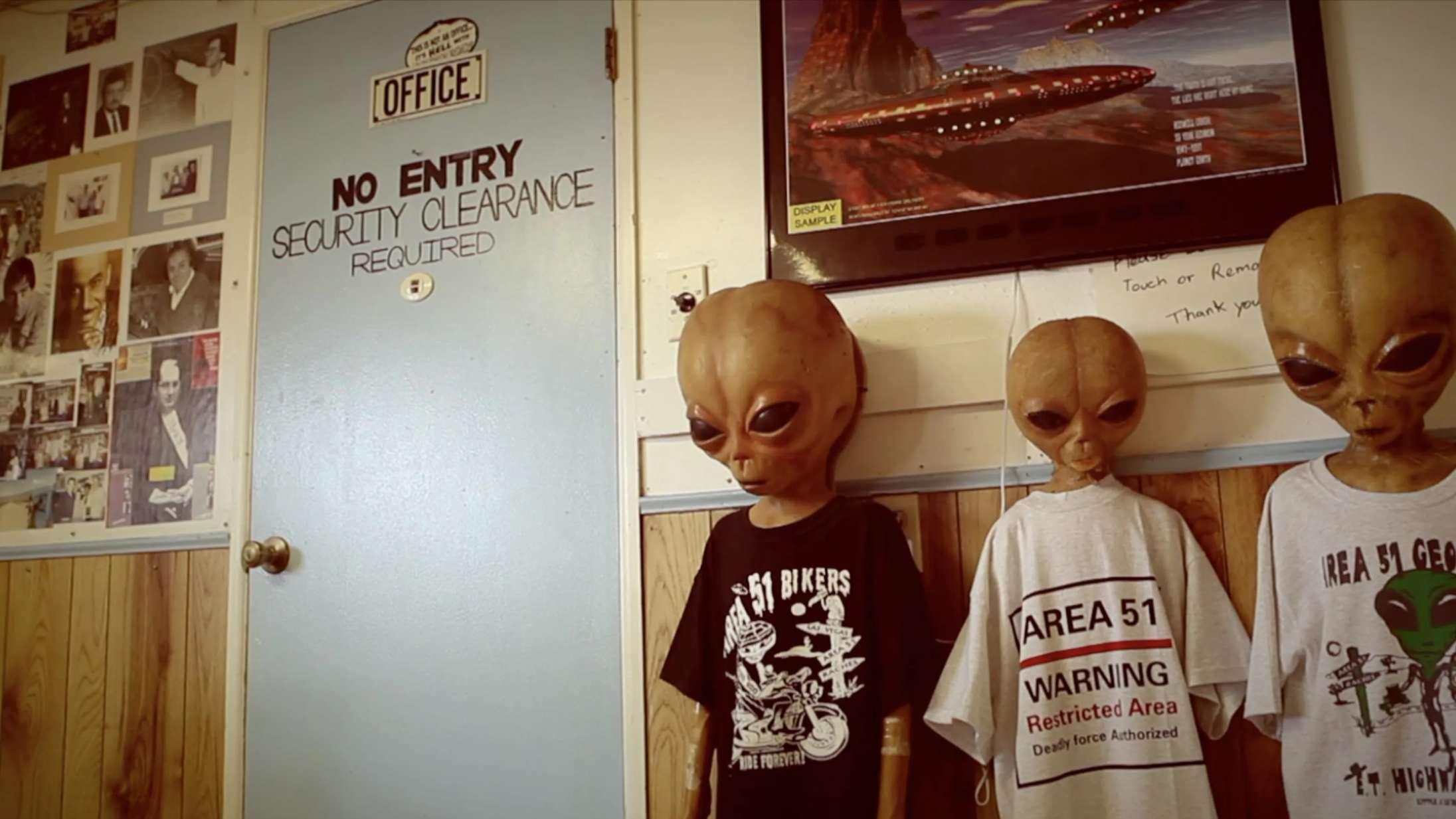 UFO-feber: De mest interessante film om flyvende tallerkener, du kan streame lige nu