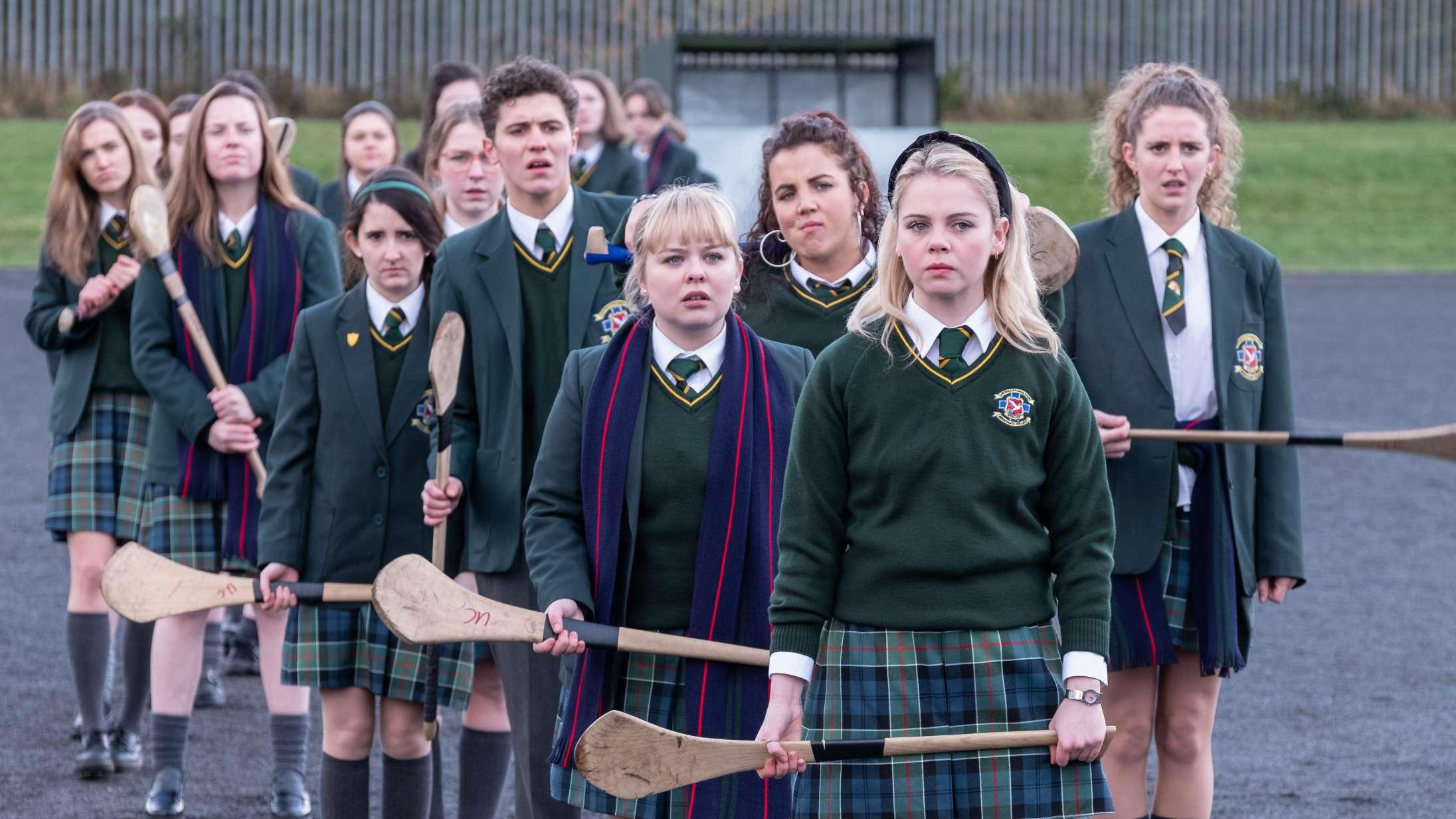 Underkendt Netflix-guld: Sjov og barsk ungdomskomedieserie er umulig at få ud af hovedet