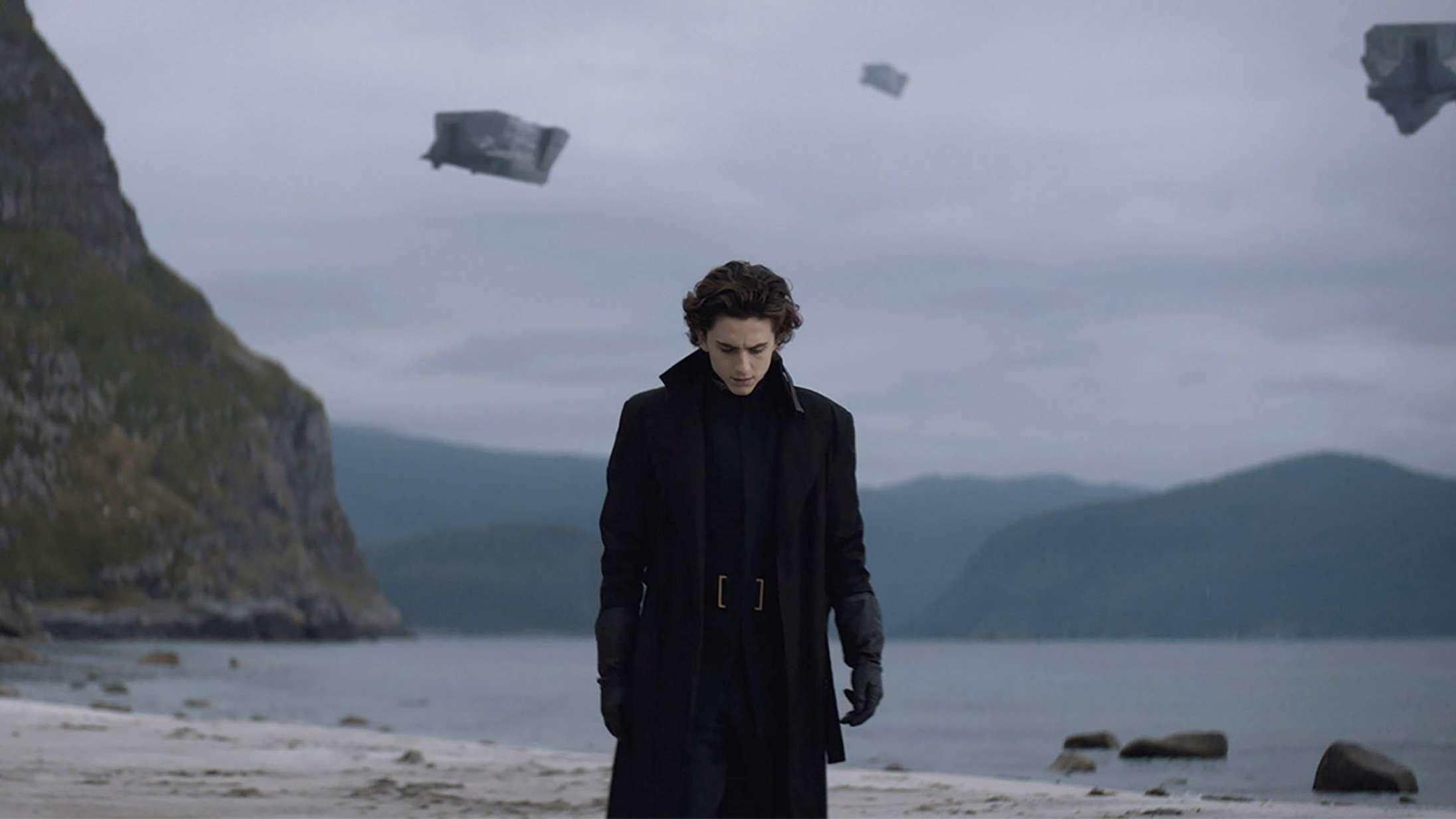 'Dune' deler vandene blandt de internationale anmeldere
