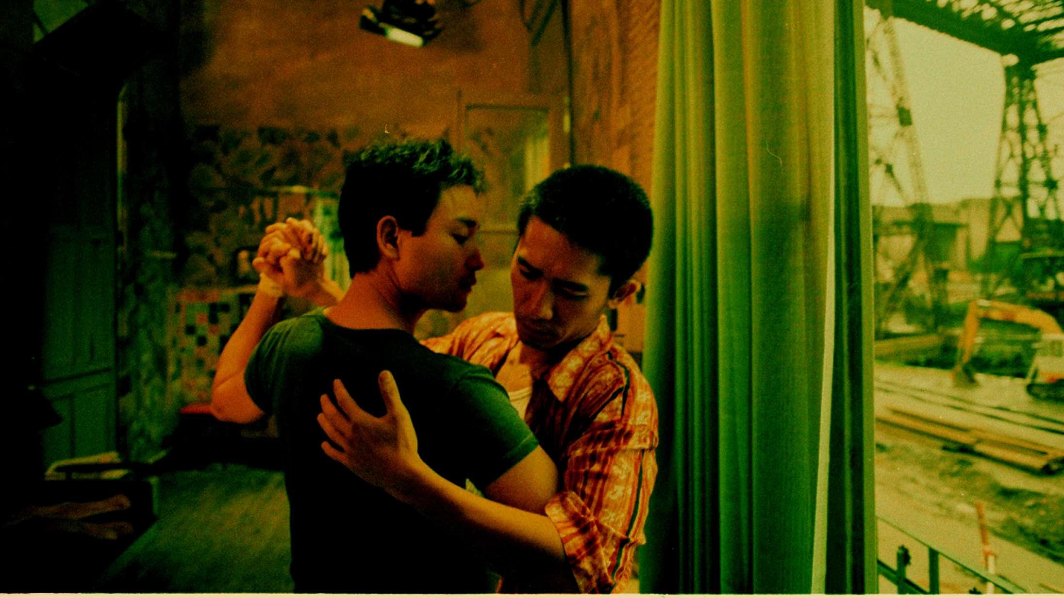 'Happy Together': Både 'Moonlight' og 'Call Me By Your Name' står på skuldrene af biografaktuelt homodrama
