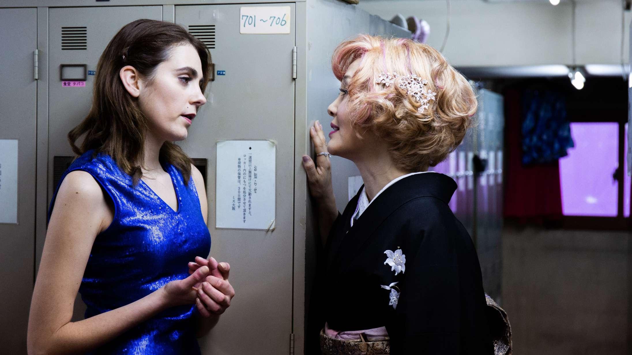 Victoria Carmen Sonne overtager en anden kvindes liv i første trailer til 'Miss Osaka'