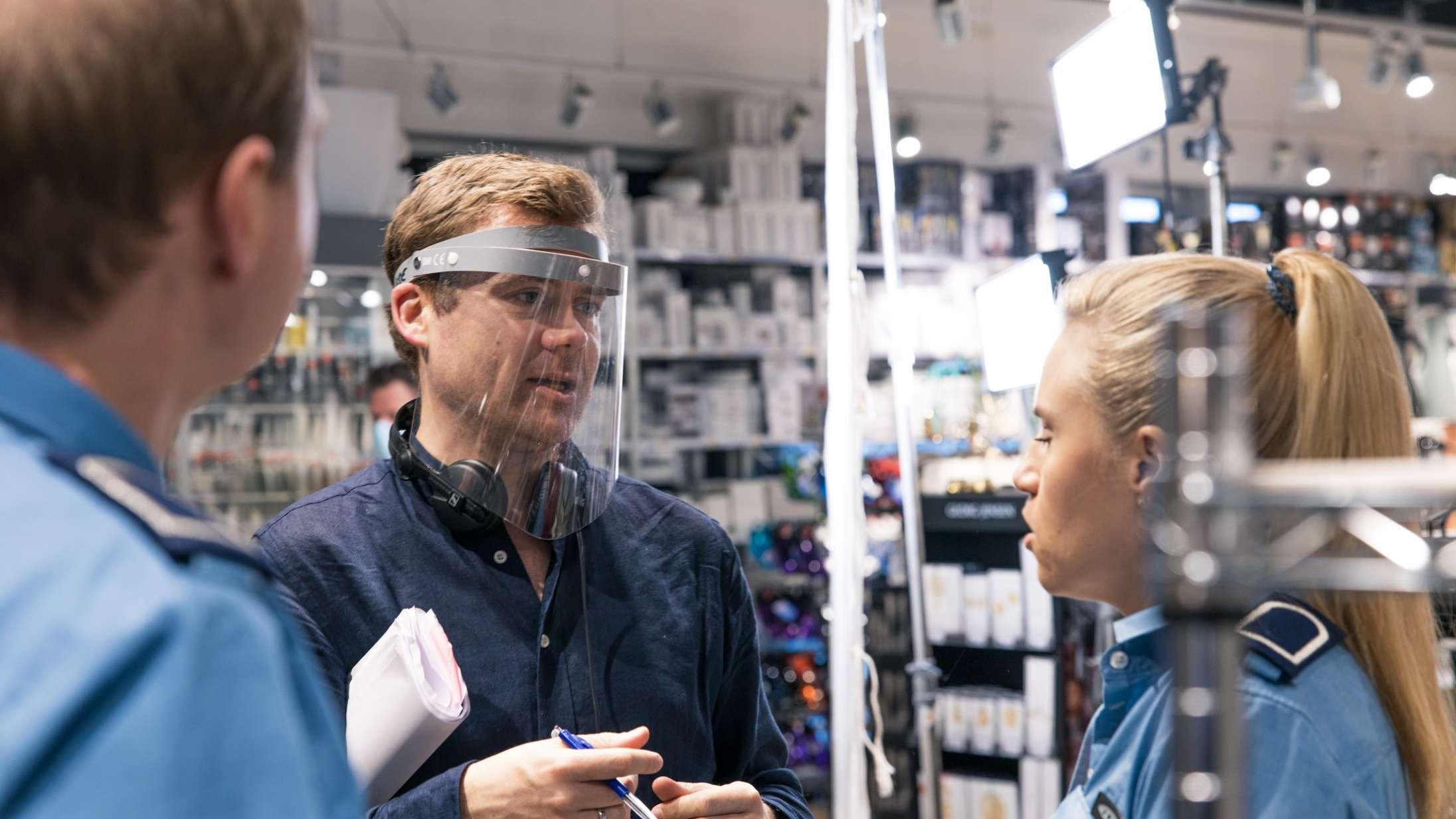 Dansk films mest anmelderudskældte mand er tilbage: »Jeg må glæde mig over, at jeg har publikum med mig«