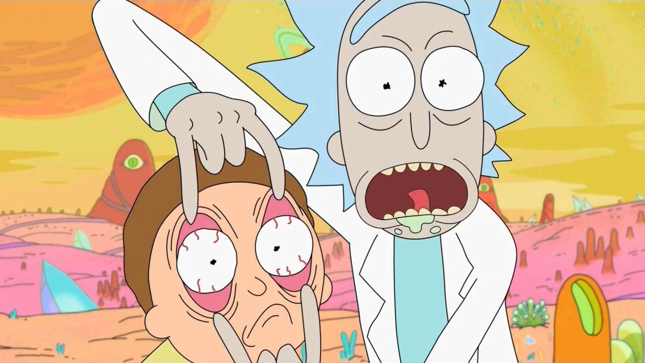 De ti bedste 'Rick and Morty'-afsnit – og de fem værste