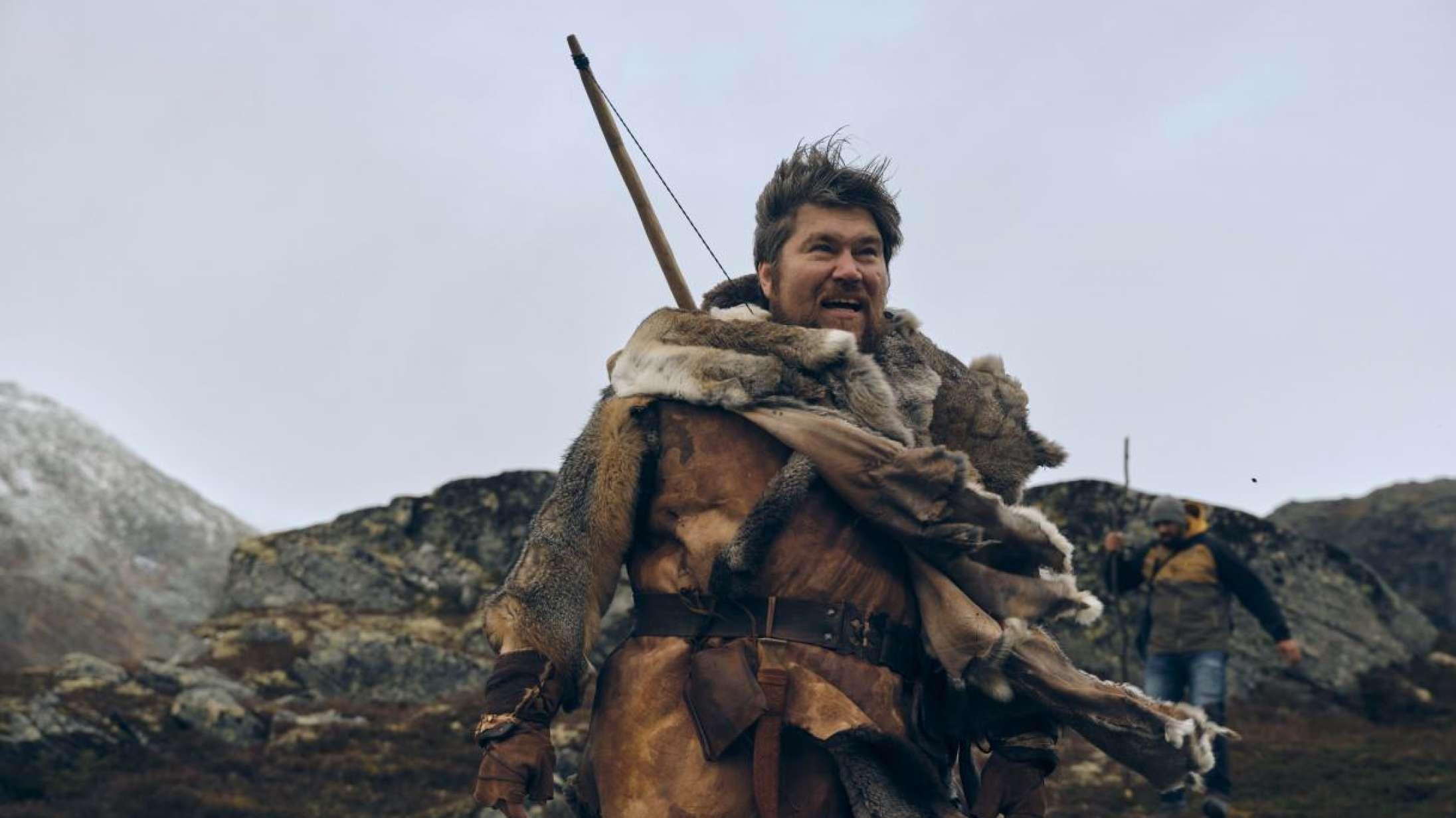 Se Rasmus Bjerg gå fuld (okay … halv) DiCaprio i første første teaser til den ventede 'Vildmænd'