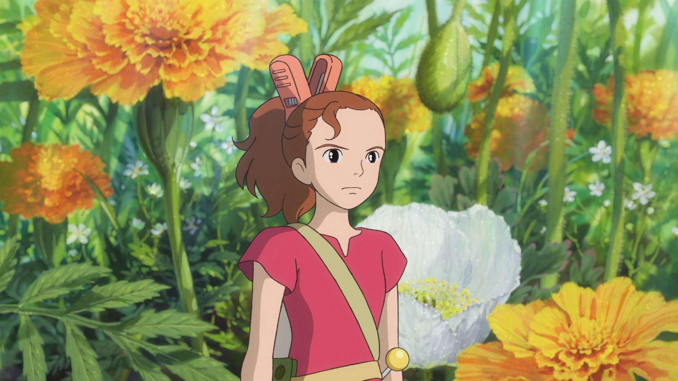 Underkendt Netflix-guld: Overset Ghibli-film kondenserer hele din barndoms fantasi til spillefilmlængde