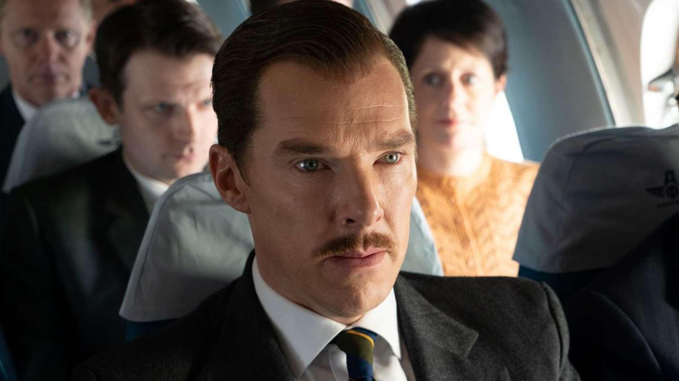 'Den gode spion': Benedict Cumberbatch storspiller i stilsikkert spiondrama om to glemte helte