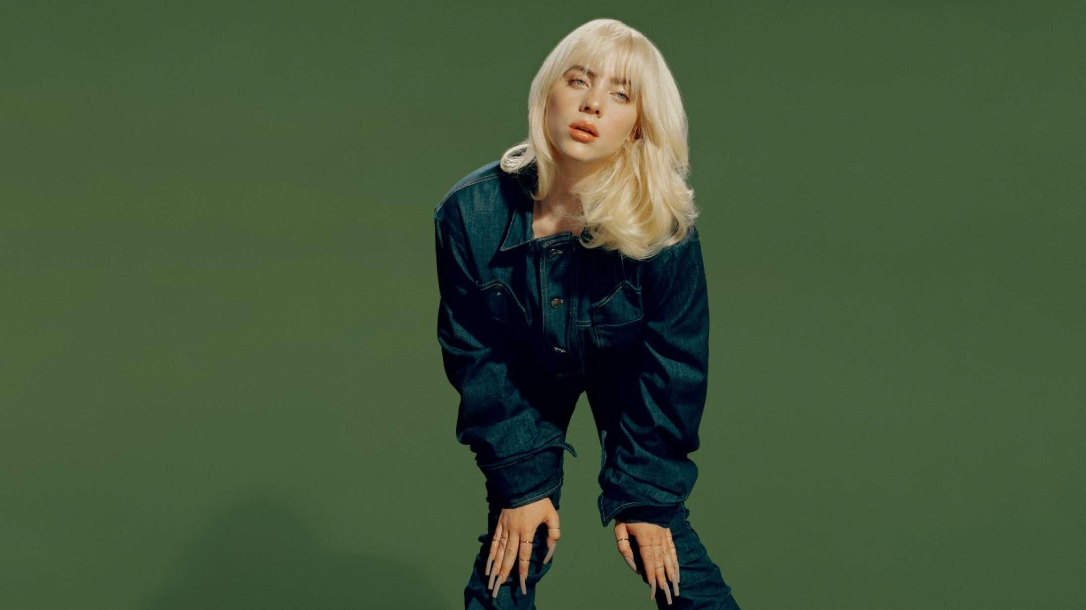Jeg nåede lige at blive nervøs for Billie Eilishs kommende album – så kom 'NDA'