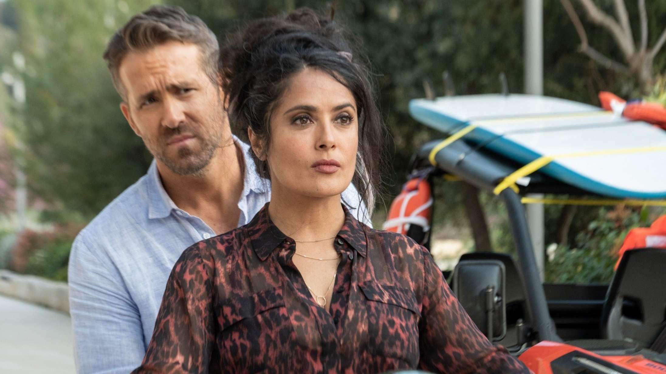 'Hitman's Wife's Bodyguard': Ryan Reynolds og Samuel L. Jackson har ingen kemi i unødvendig efterfølger