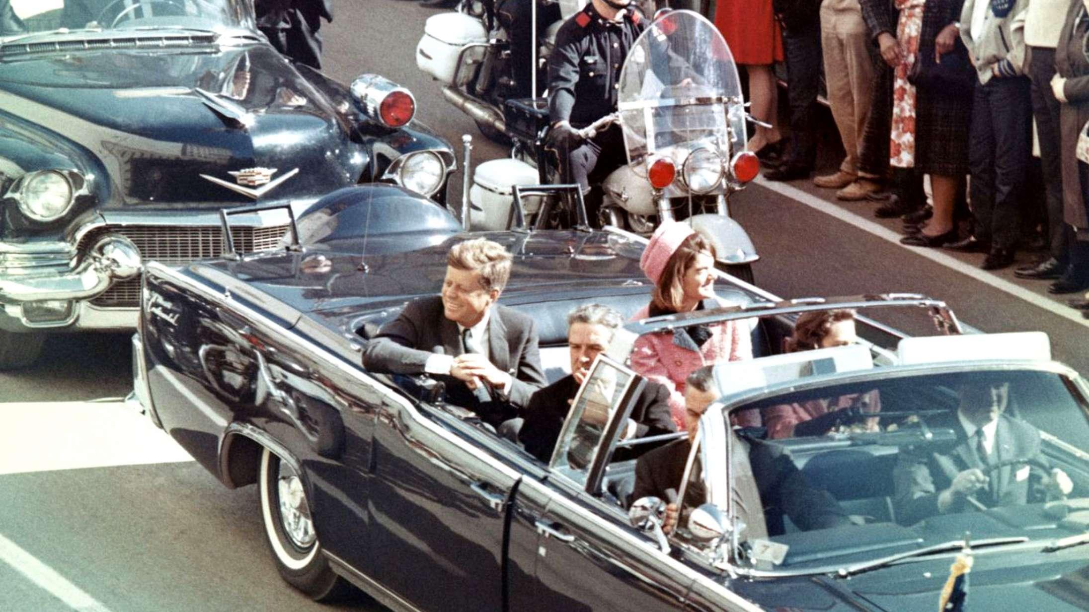 Opklarer ny film mordet på JFK? Vi så den til verdenspremieren