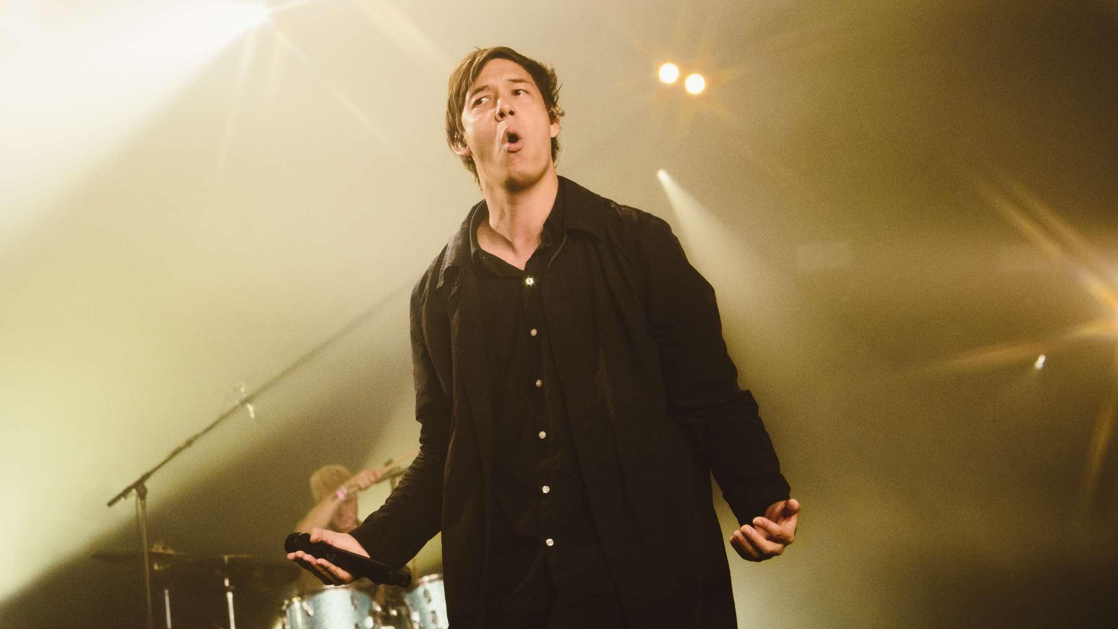 Jungs folkefest i Roskilde var koncerternes svar på en popcornbasker i biografen