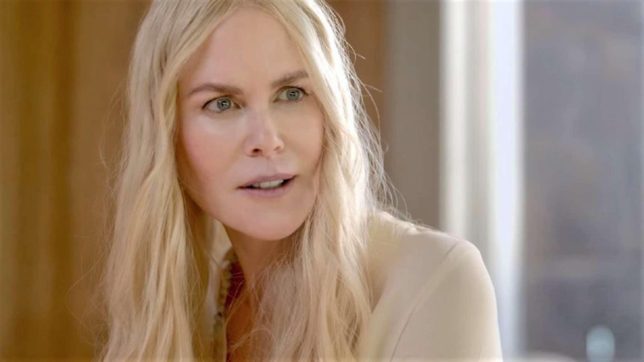 Holdet bag 'Big Little Lies' klar med creepy dramaserie: Se traileren til 'Nine Perfect Strangers' med Nicole Kidman