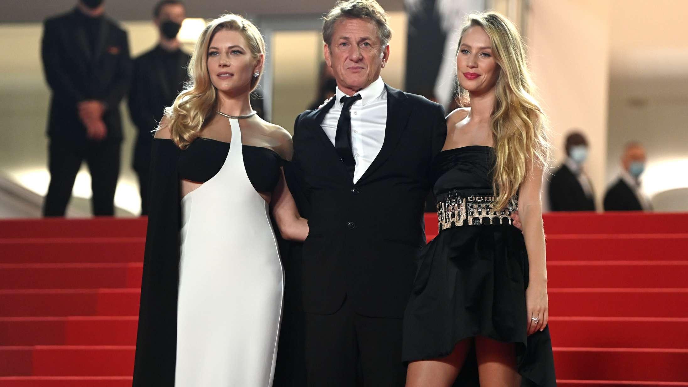 Cannes-highlights dag 5: Få nu hovedet ud af din egen mås, Sean Penn