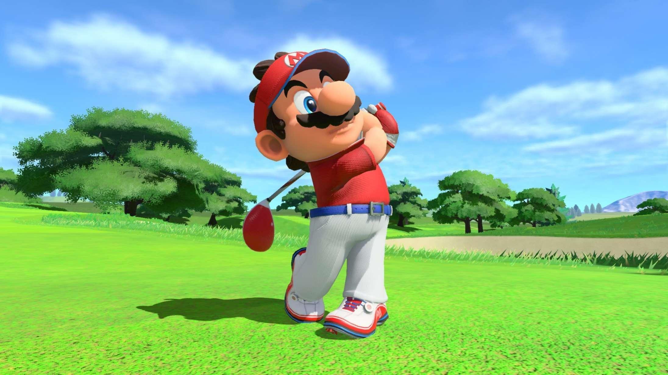 Nintendo scorer flere bogeys end birdies med 'Mario Golf: Super Rush'