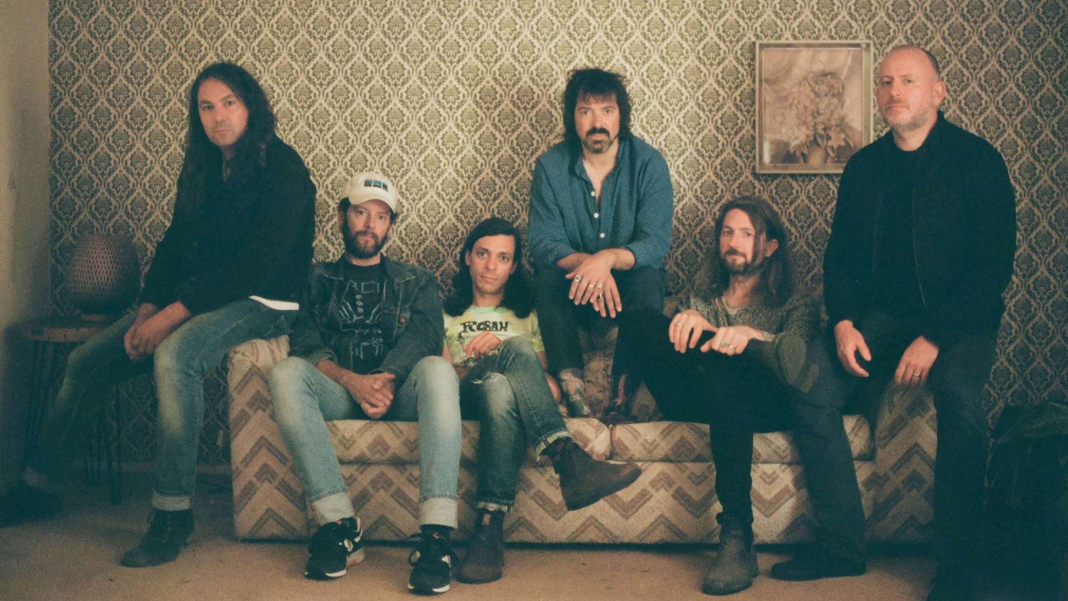 The War On Drugs annoncerer nyt album og danske koncerter – lyt til forsmagen 'Living Proof'