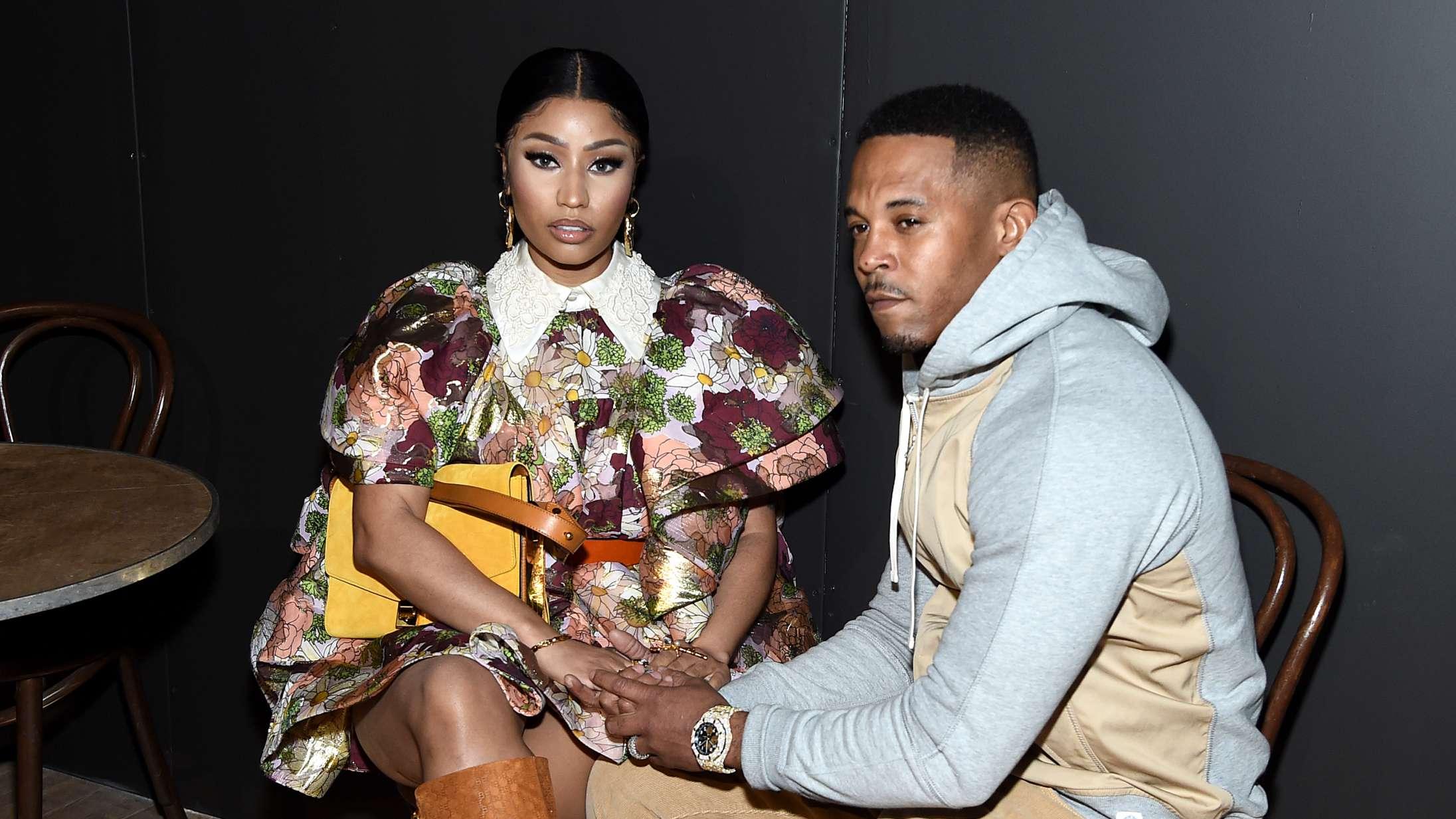 Nicki Minaj og hendes mand sagsøges for chikane og trusler af voldtægtsoffer