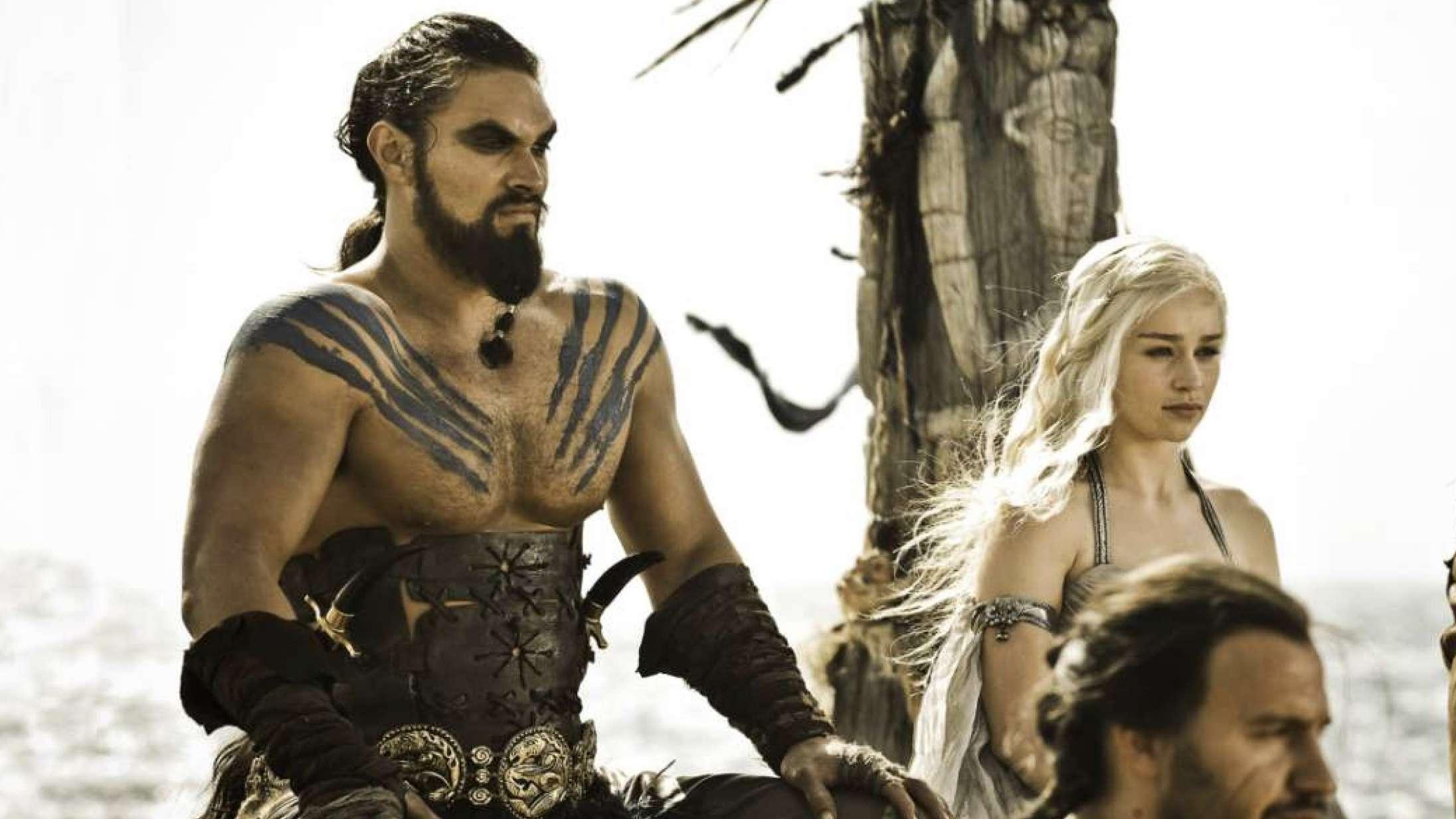 Jason Momoa kritiserer journalist for spørgsmål om, hvorvidt han fortryder voldtægtsscene i 'Game of Thrones'