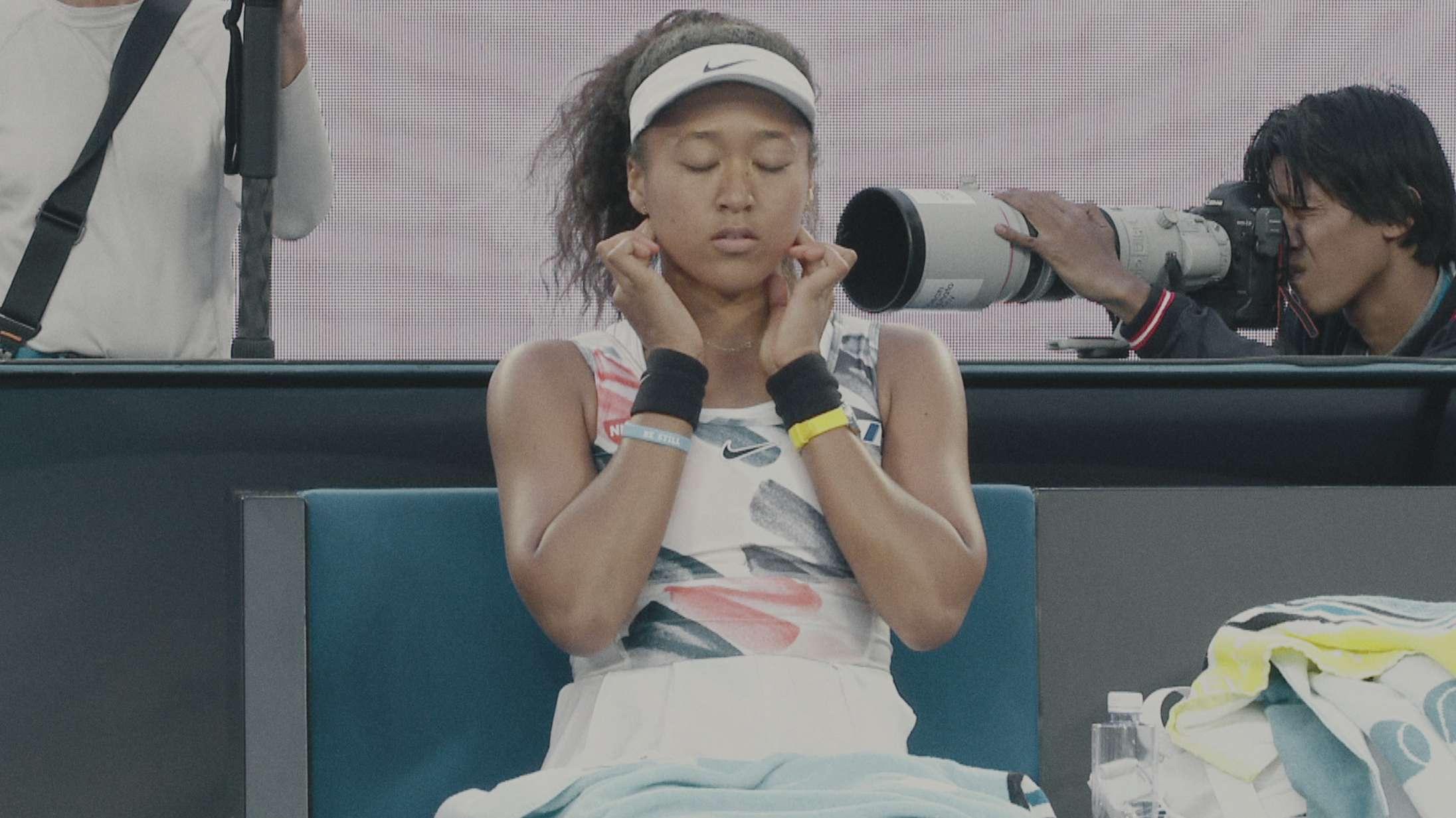 'Naomi Osaka': Netflix-dokumentar om tennissuperstjerne svigter sin hovedperson