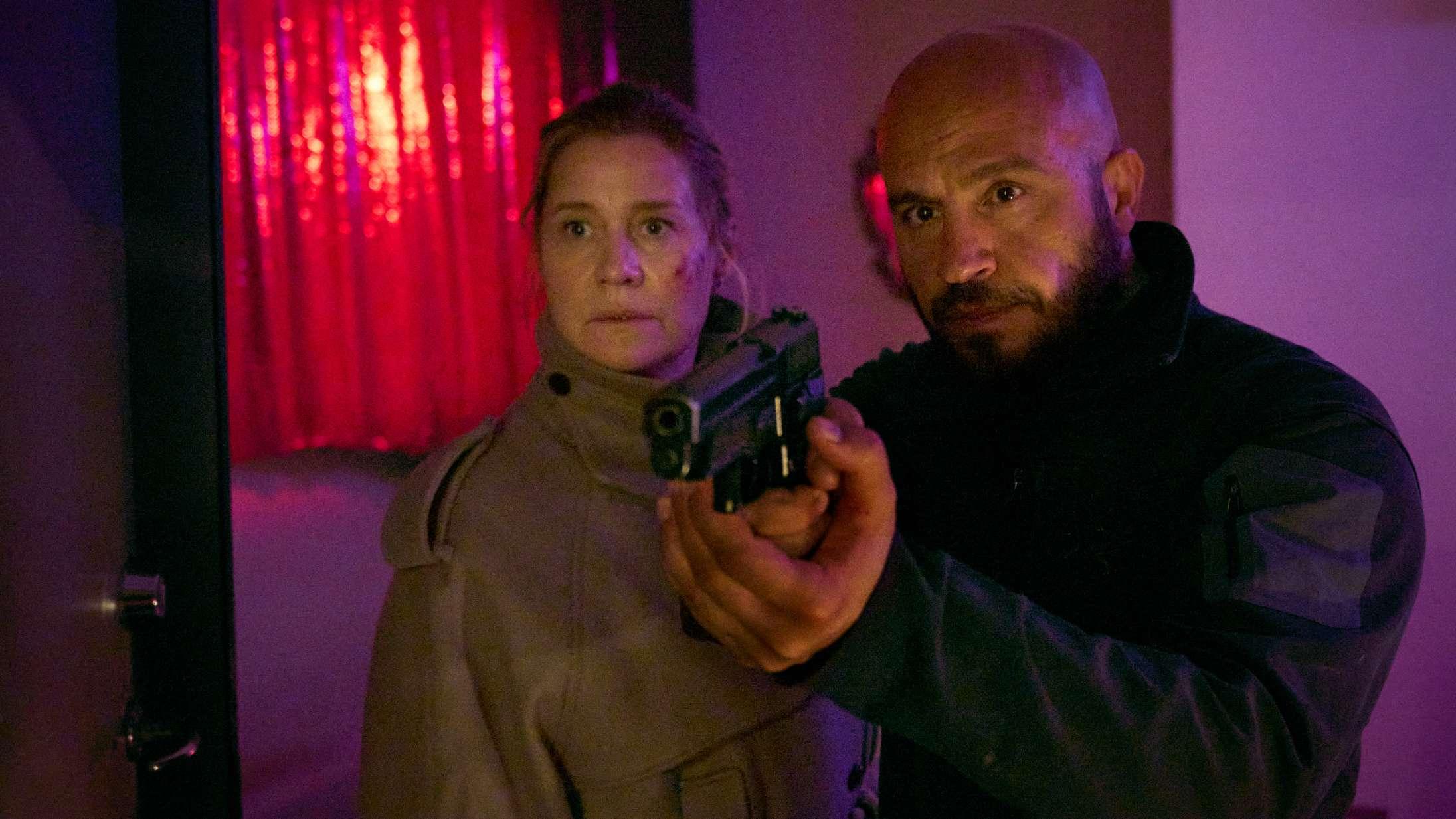 'Forhøret' sæson 2: Trine Dyrholm er desperat hovedattraktion i stilsikkert medrivende krimiserie