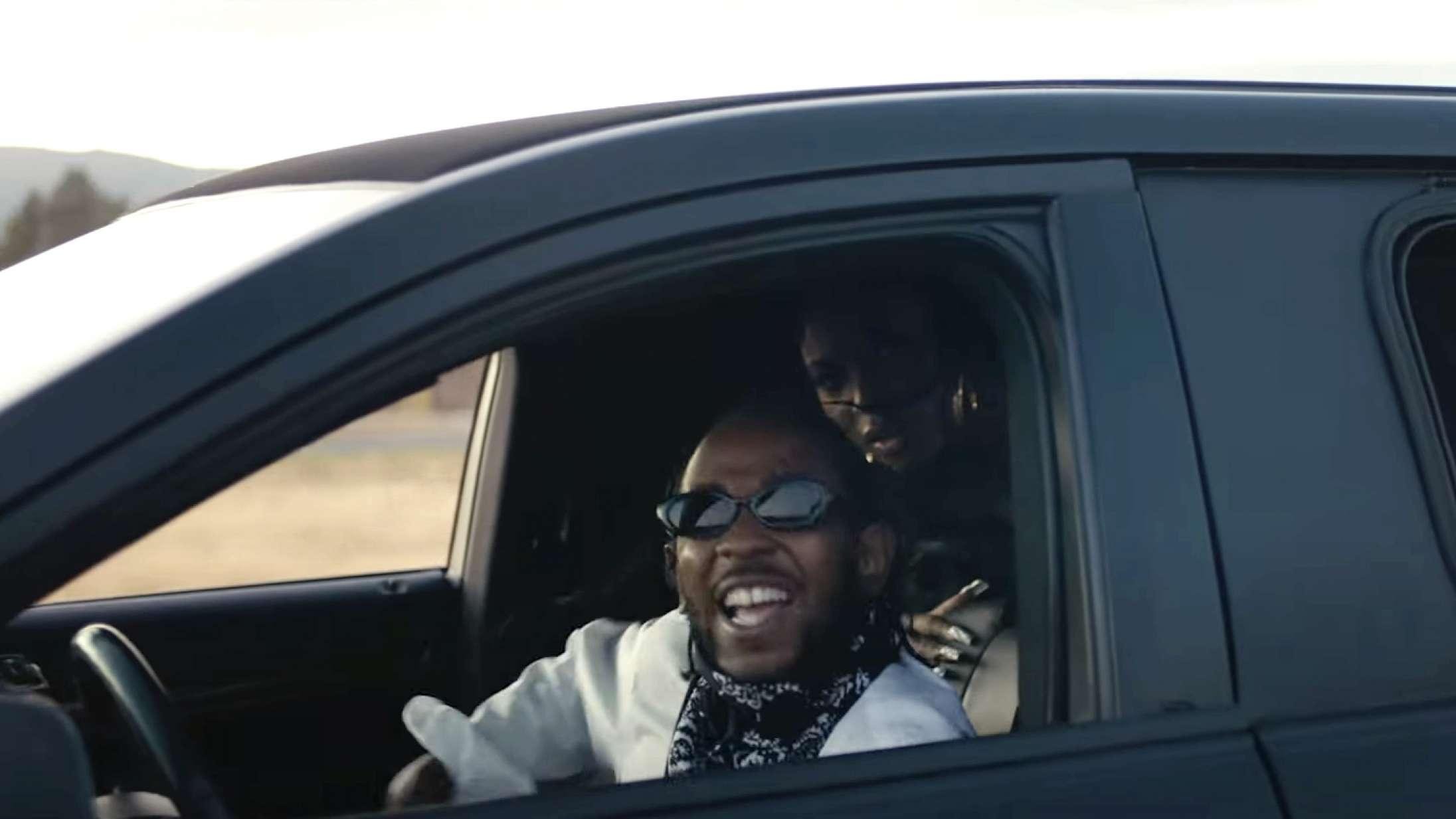 Kendrick Lamar tilbage med første sang i år – se den løsslupne video til Baby Keem-samarbejdet 'Family Ties'