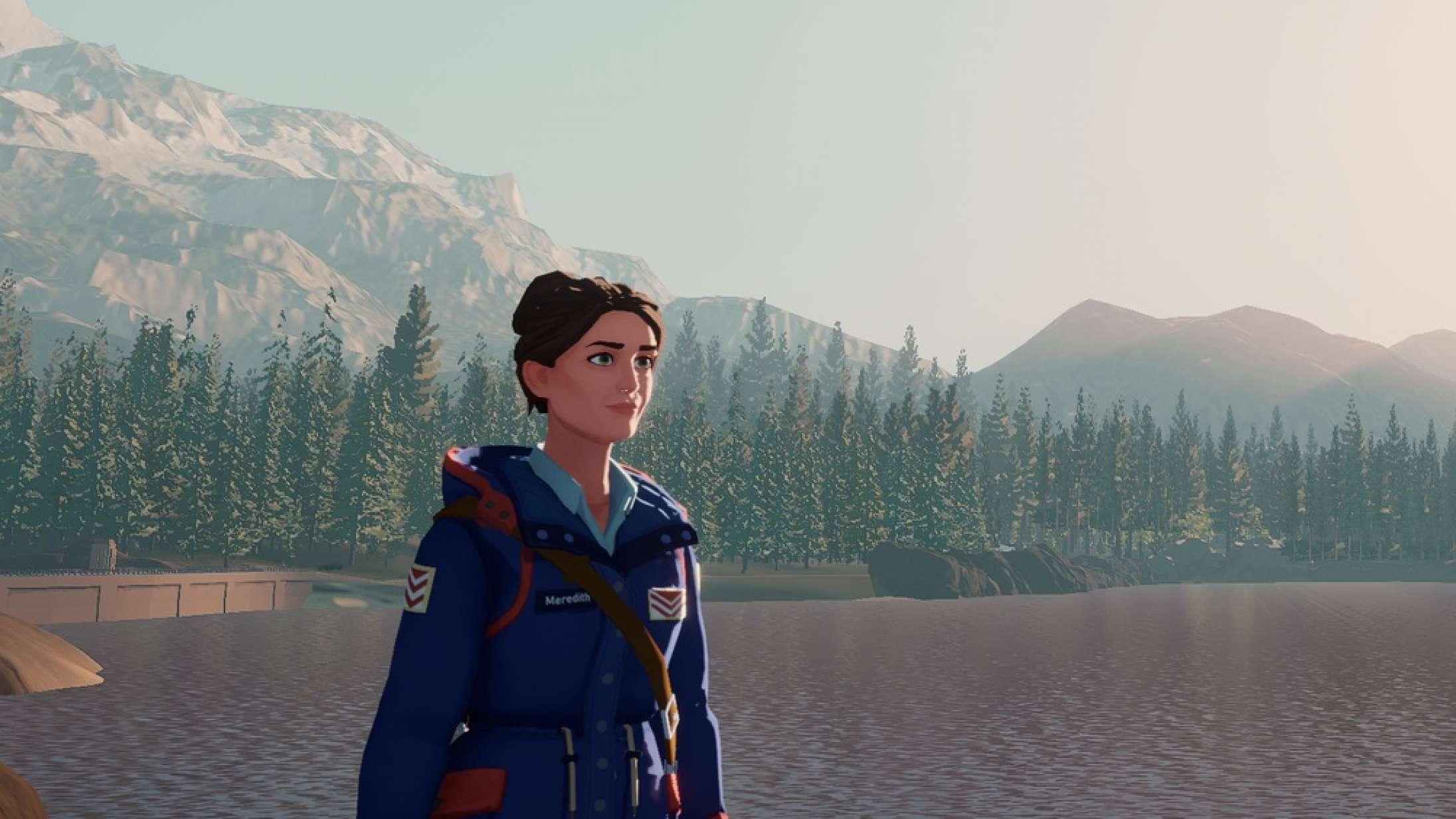Spillet 'Lake' lader dig fragte pakker som en anden Postmand Per i eksistentiel krise – og det er pissegodt
