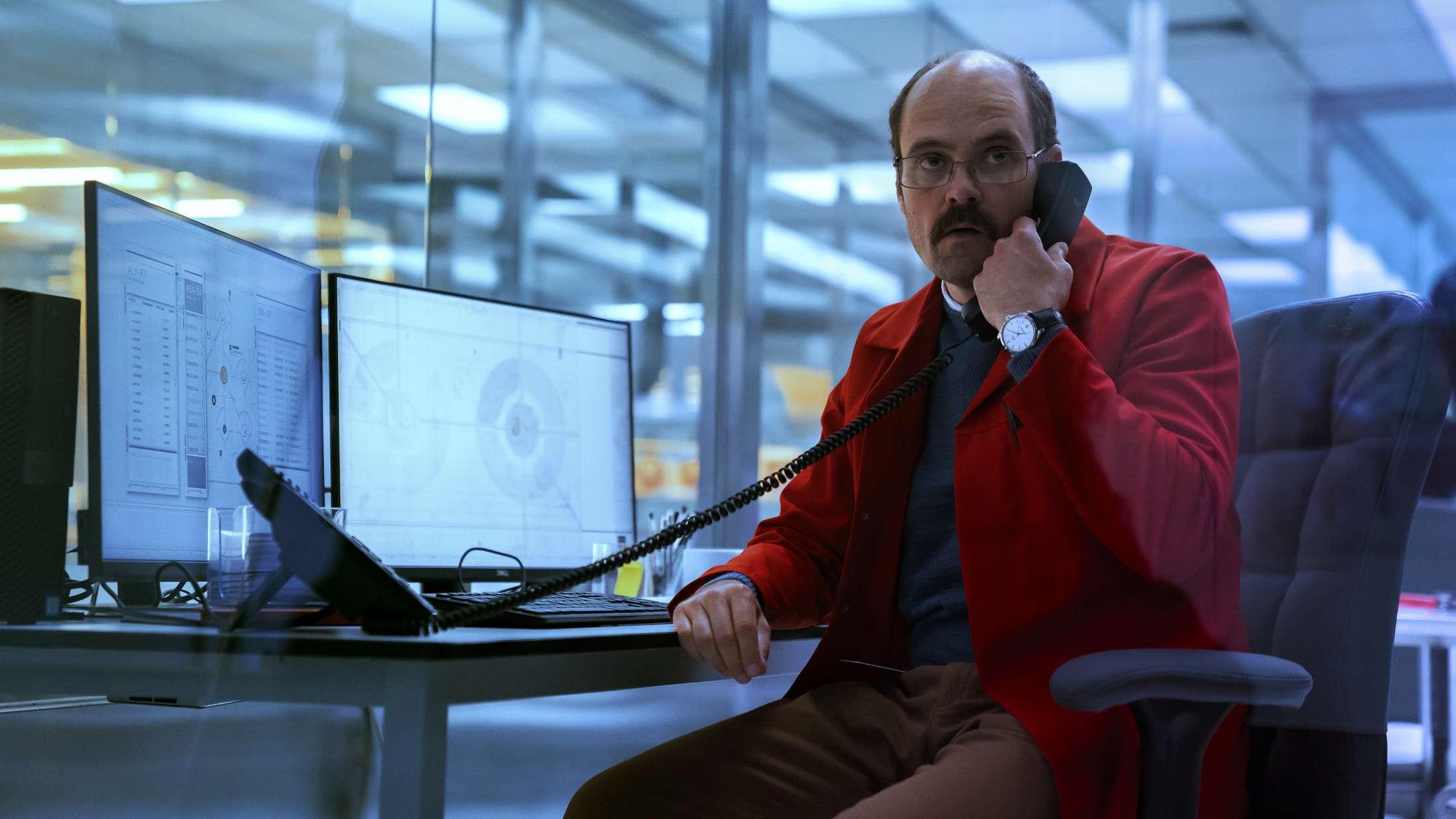 Sådan fik David Dencik sin rolle i 'No Time to Die': »Det var en totalt dum situation«