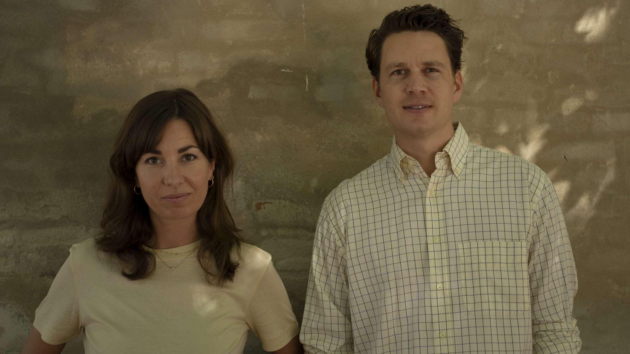 Jesper & Julie laver deres første spillefilm