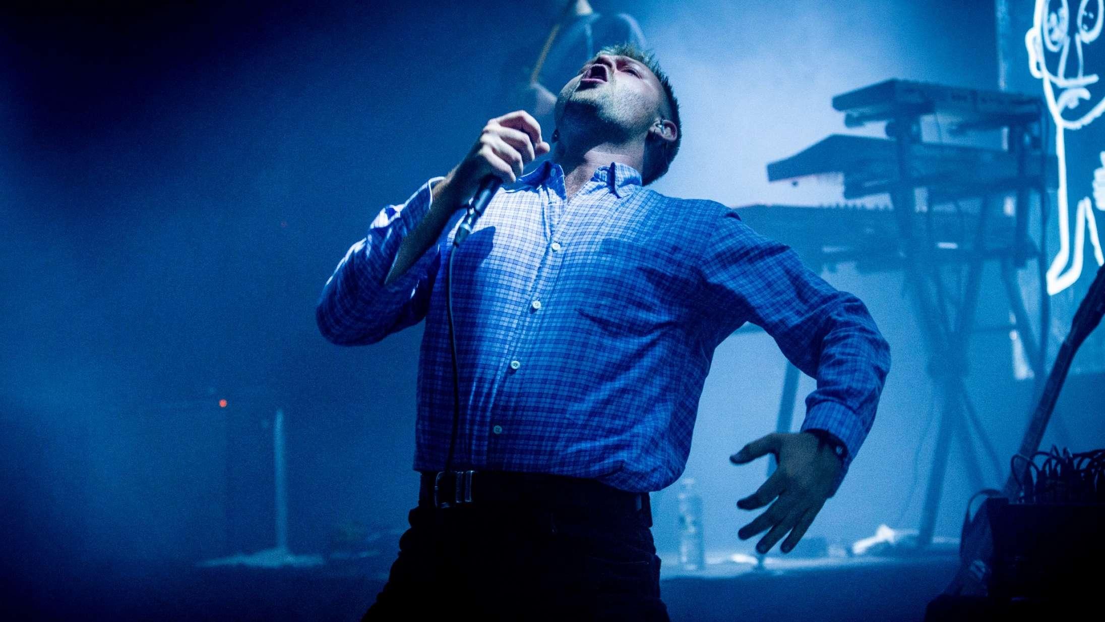 Joyces energiudladning skabte fællessang og forløsning på Spot Festival