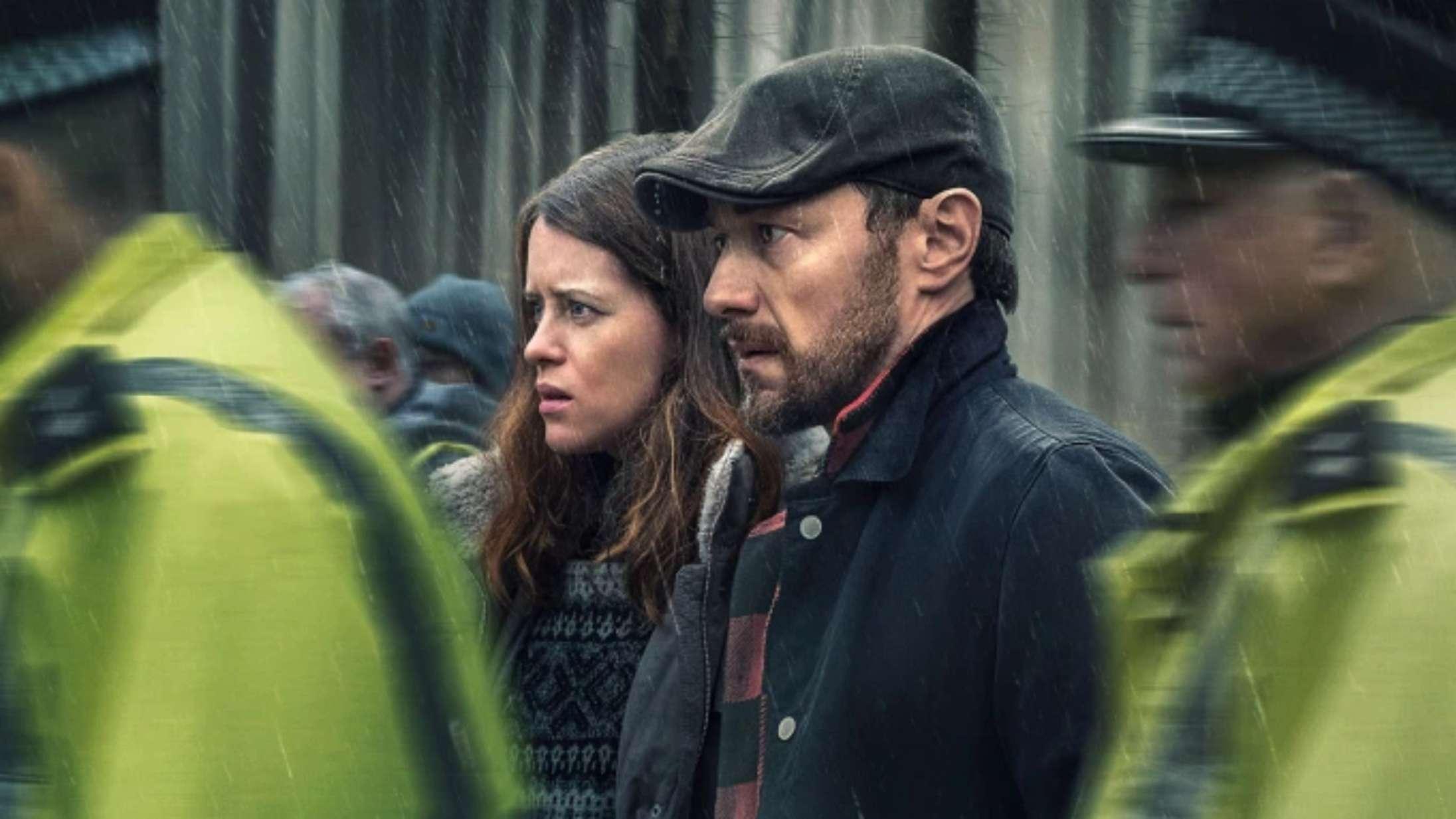 James McAvoy improviserer sig hele vejen igennem højst usædvanlig film – se traileren til 'My Son'