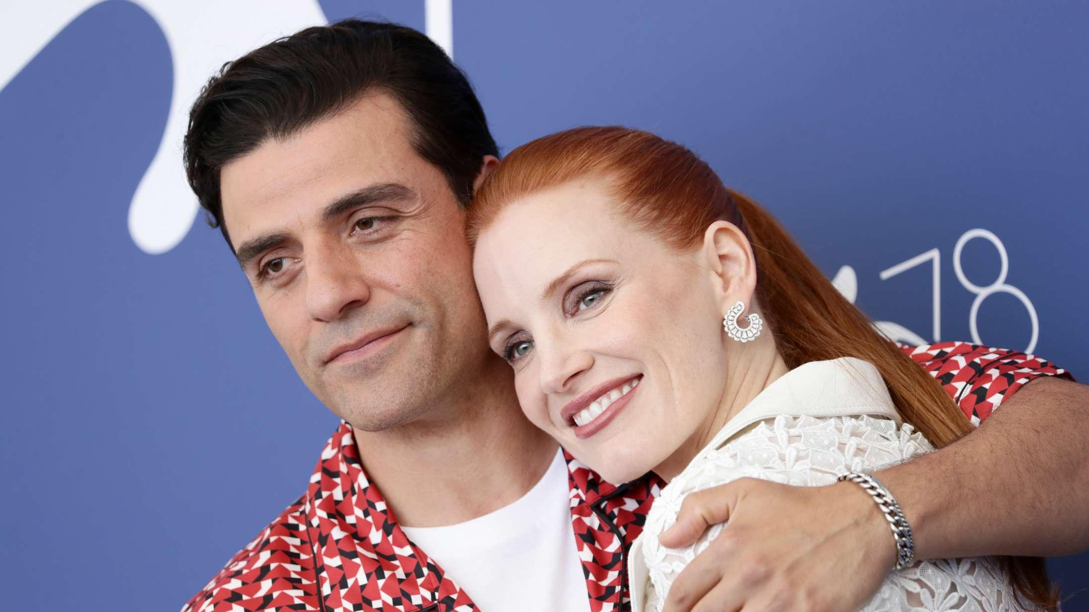 Oscar Isaac og Jessica Chastain blev presset til det yderste af ny HBO-serie: »Det var virkelig følelsesladet og udmattende«