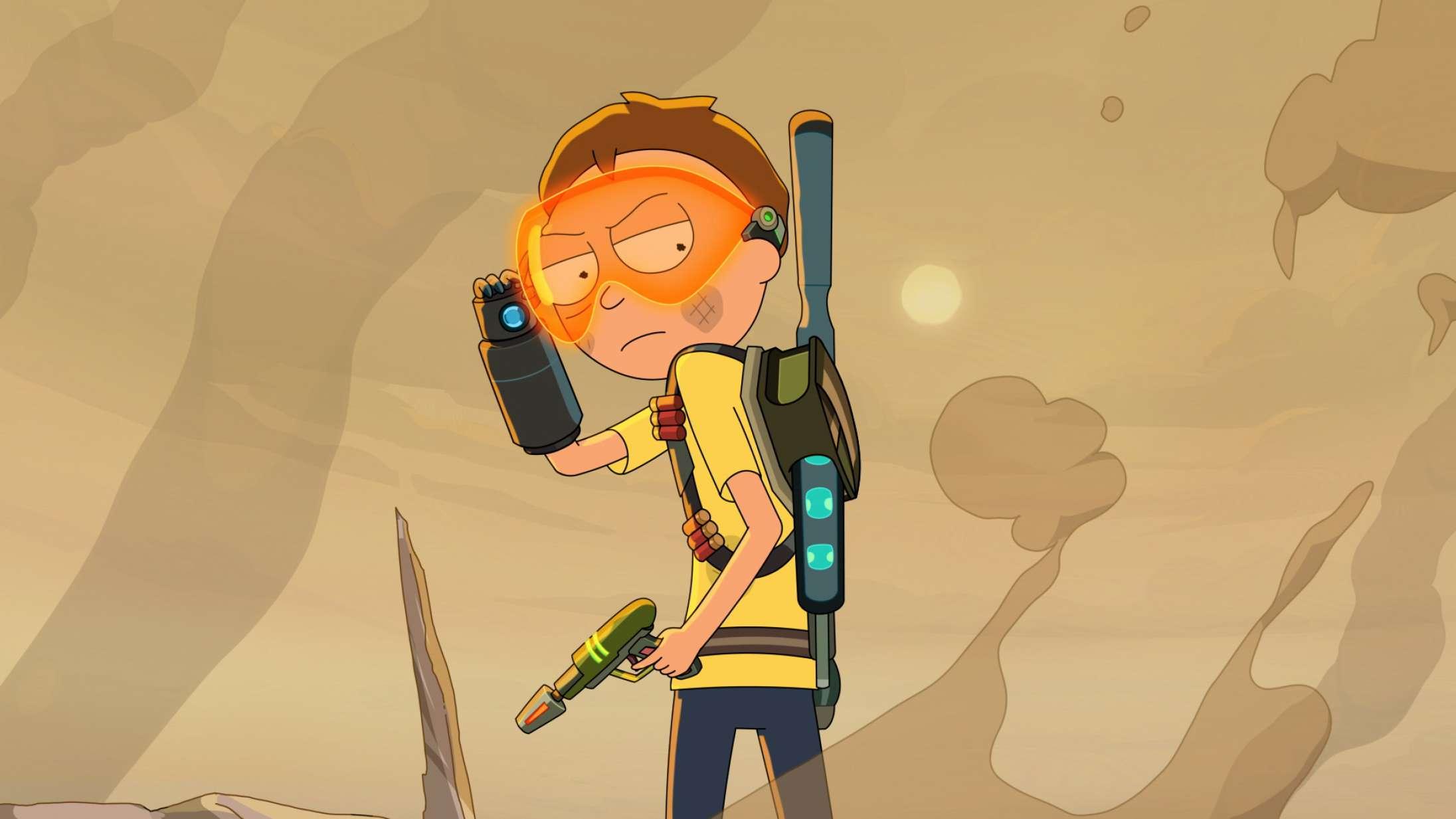 Var det en dum idé at forlænge 'Rick and Morty' med syv sæsoner?