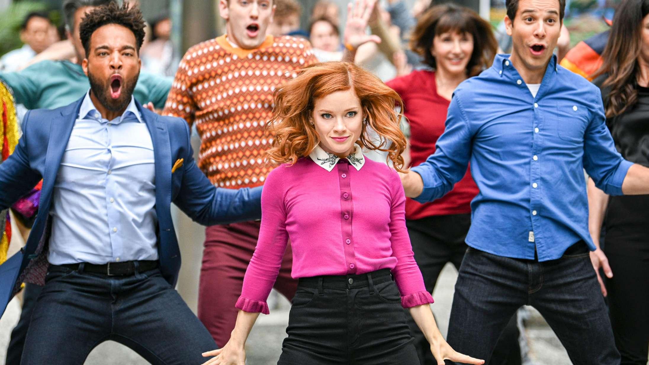 'Zoey's Extraordinary Playlist': Skøn musicalserie kan endelig ses i Danmark – og vækker både grin og gråd