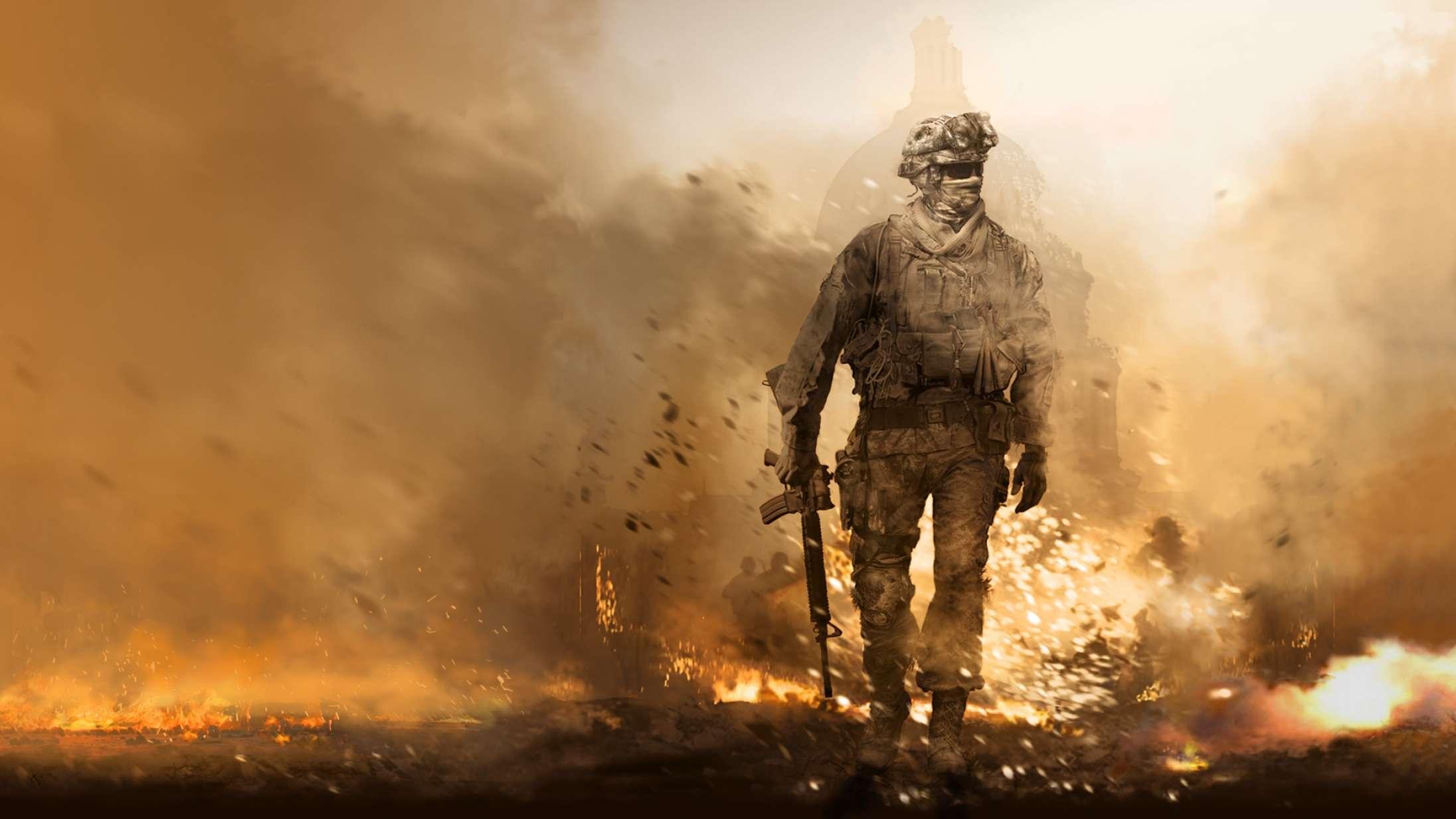 Det er på tide, vi får et skydespil om krigen i Afghanistan