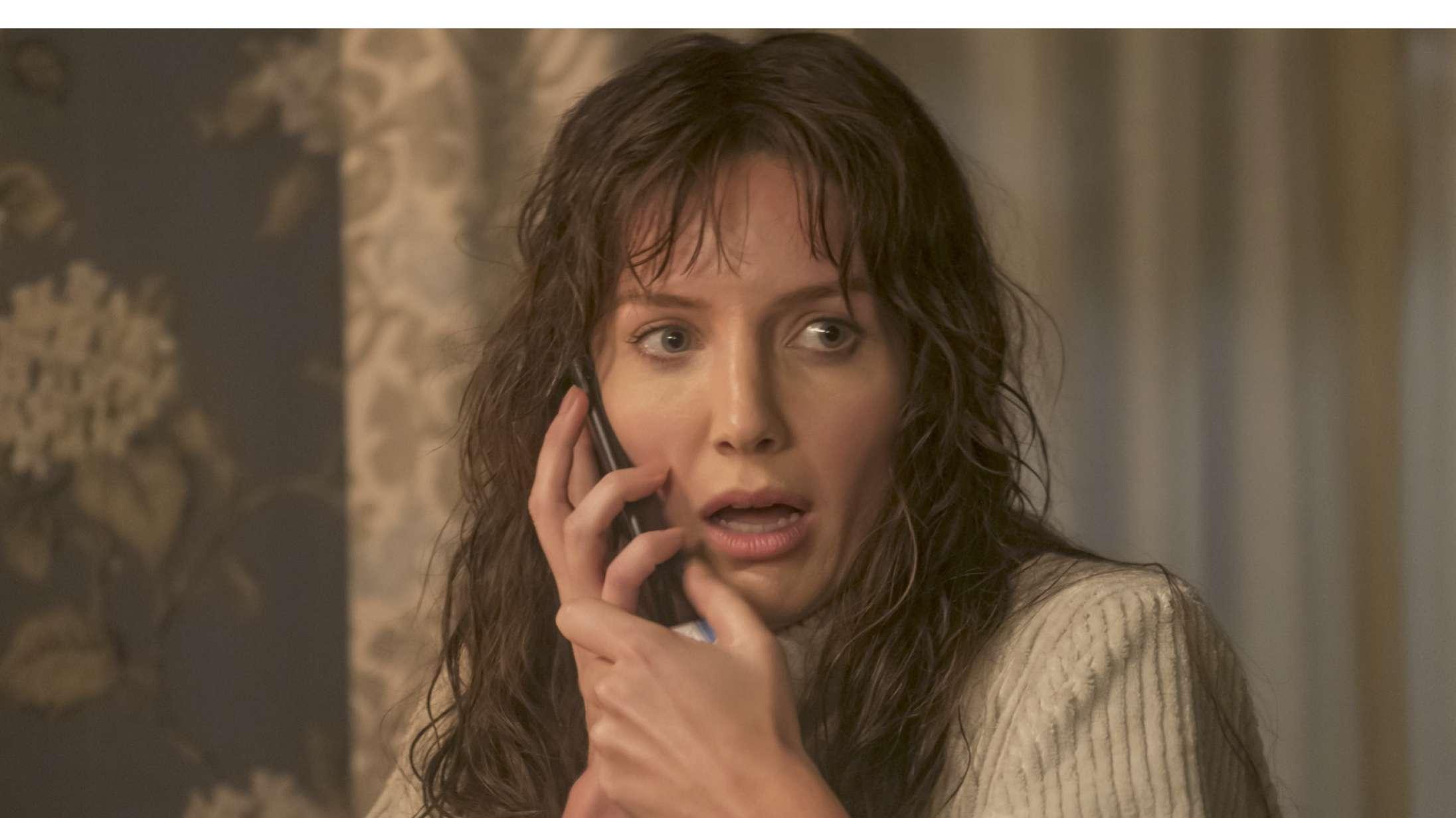'Malignant': Når karaktererne i James Wans gyser begynder at joke, bliver det for mærkeligt