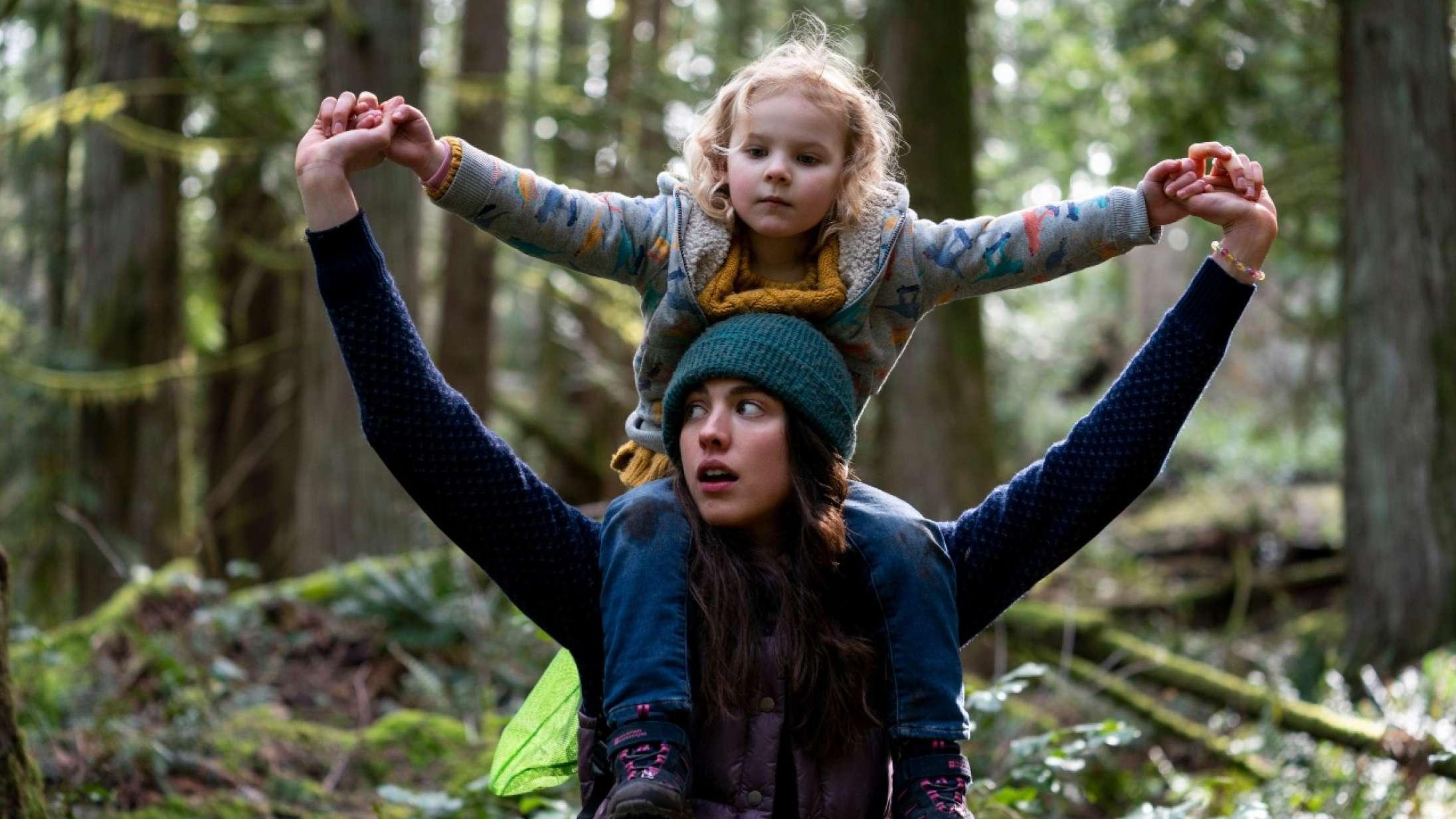 'Maid': Farverig Netflix-serie om fattige amerikanere skal ses for Margaret Qualley
