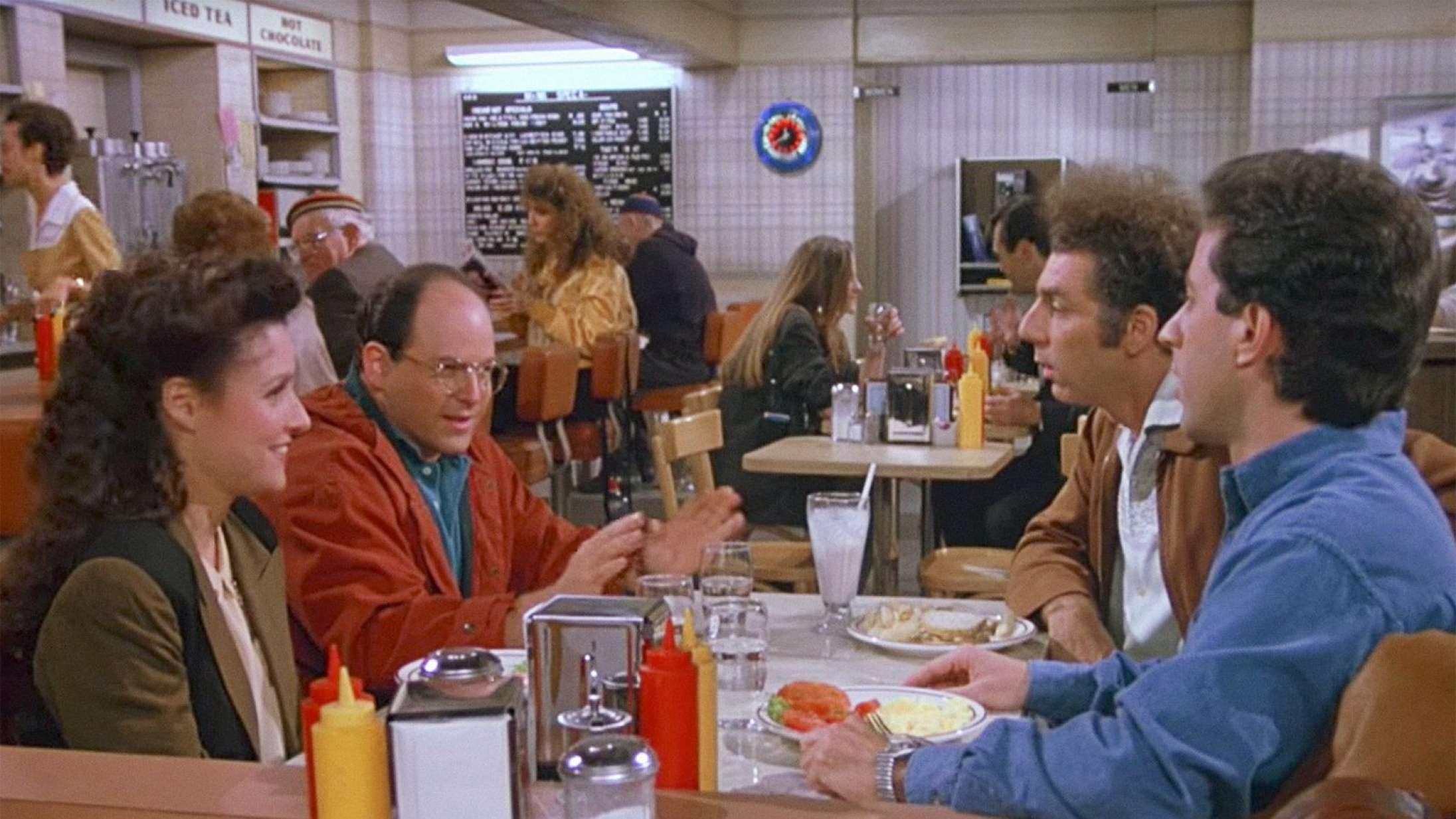 'Seinfeld' er kommet på Netflix: Her er de 10 bedste afsnit