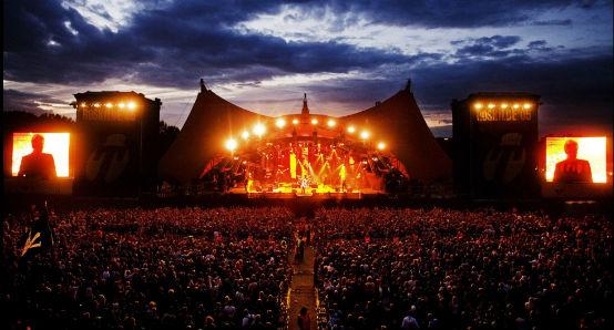 Roskilde Festival laver gætteleg med ugens musiknavne / Nyhed