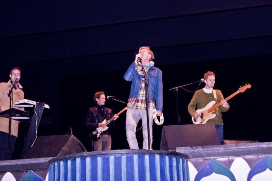 koncerter i Tivoli København dogging roskilde