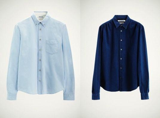 Acne hylder den blå skjorte / Nyhed