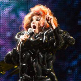 Björk – med tag om universet, ikke folket